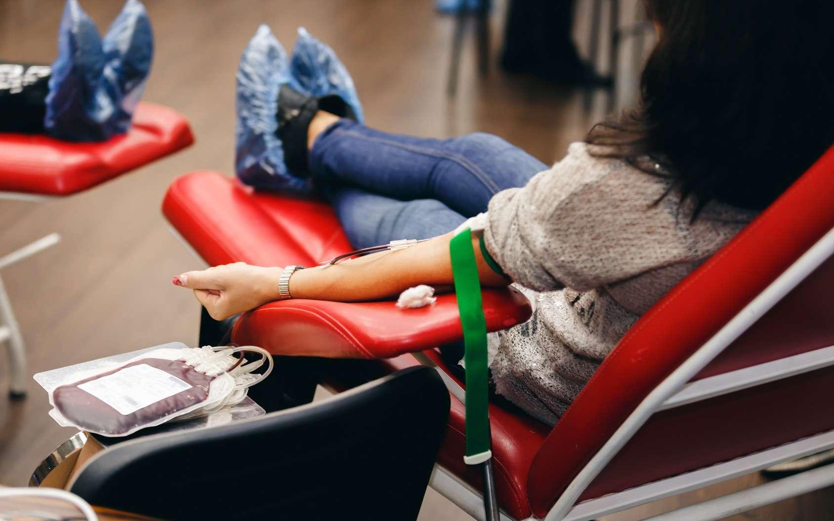 Les personnes de groupe O- sont des donneurs universels de sang. © belyjmishka, Fotolia