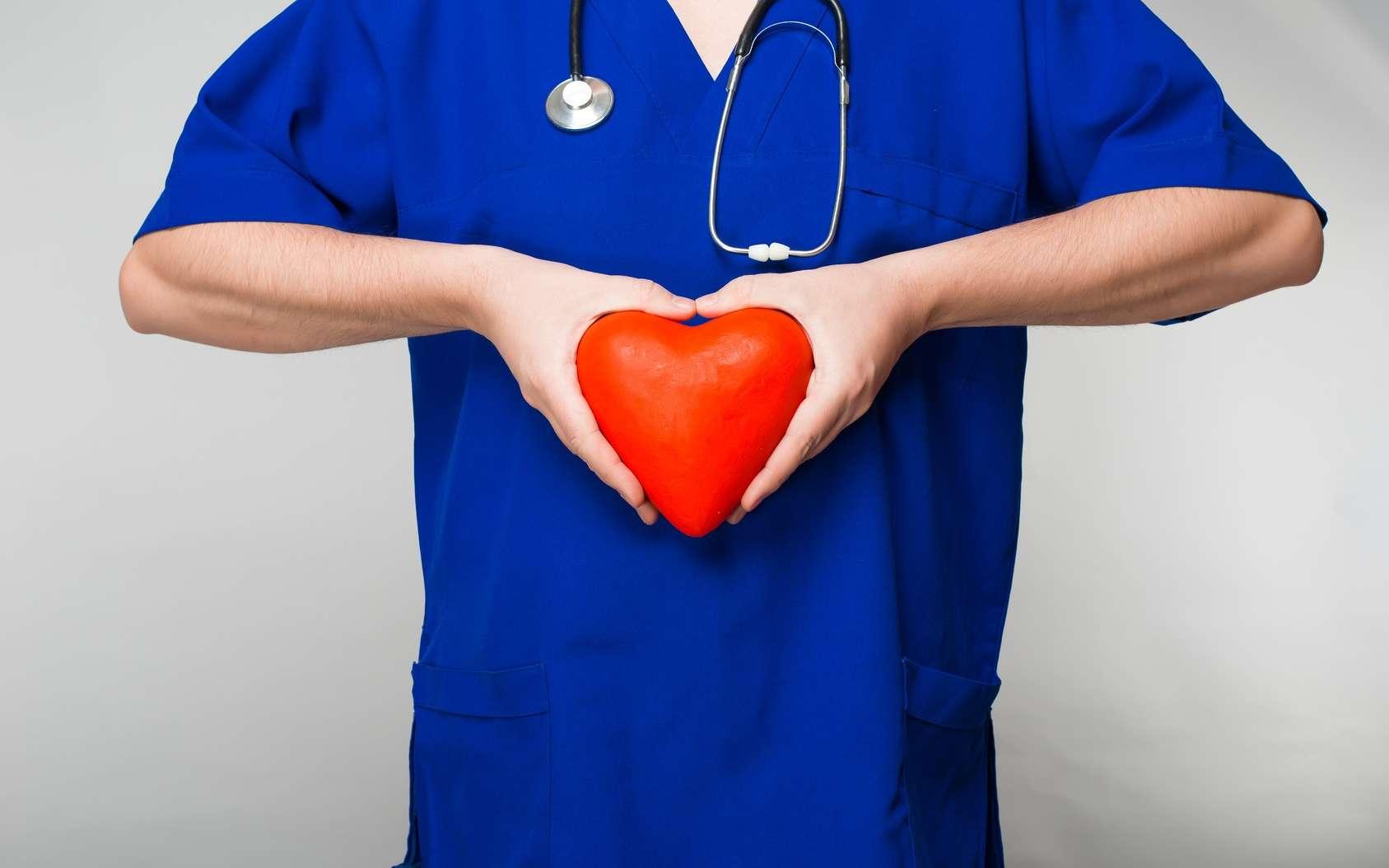 Dans cet essai clinique, le Repatha a réduit le risque d'infarctus de 27 %. © kostyha, Fotolia