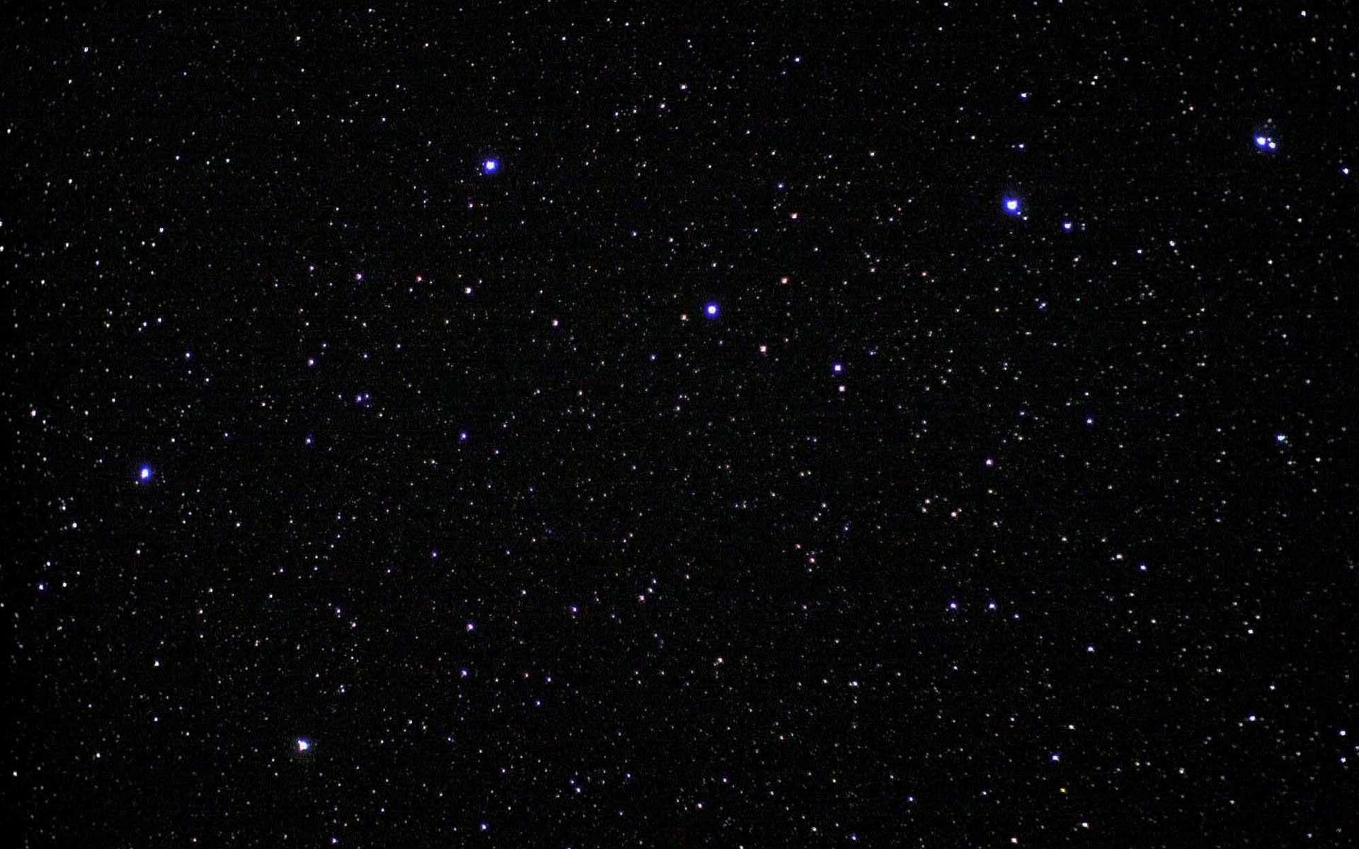Une partie de la Grande Casserole, photographiée depuis la Station Spatiale Internationale. © Nasa