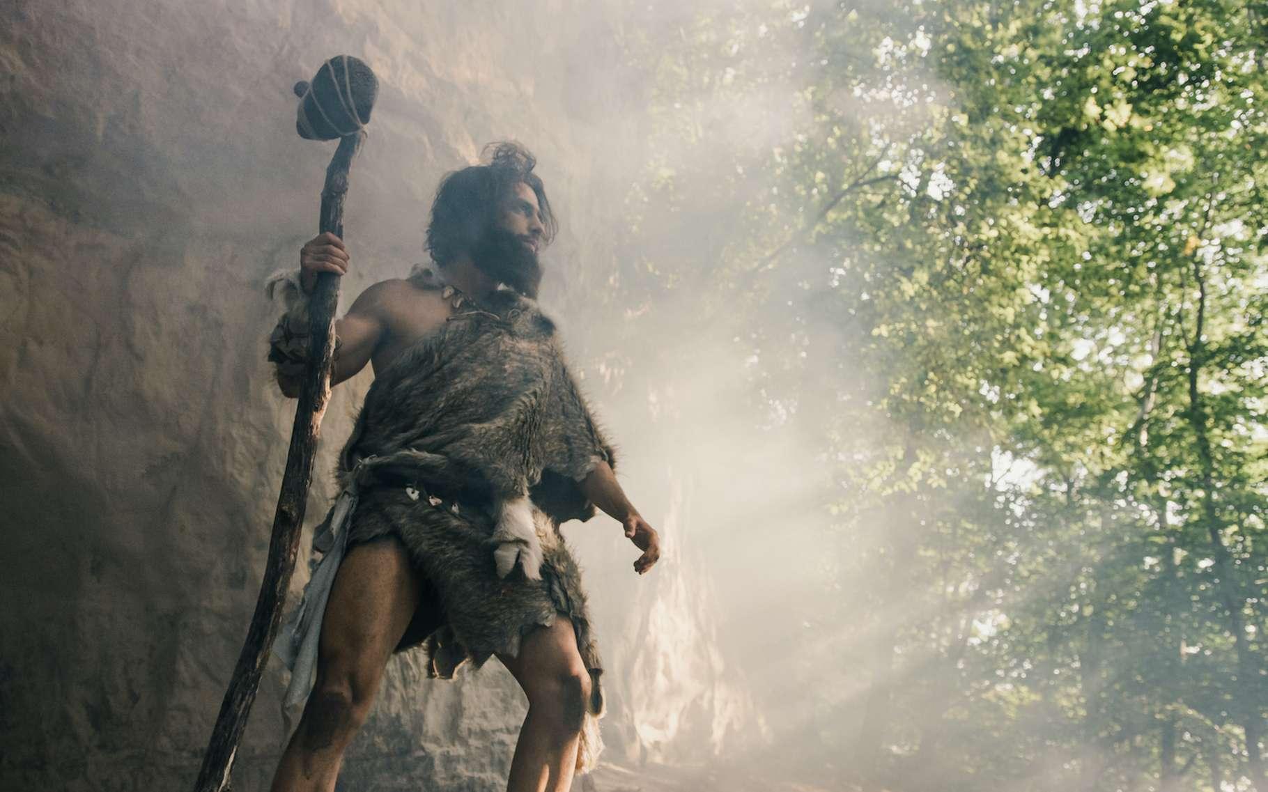 L'Homme de Néandertal aurait disparu d'Europe plusieurs dizaines de milliers d'années plus tôt que le pensaient jusqu'alors les chercheurs. © Gorodenkoff, Adobe Stock