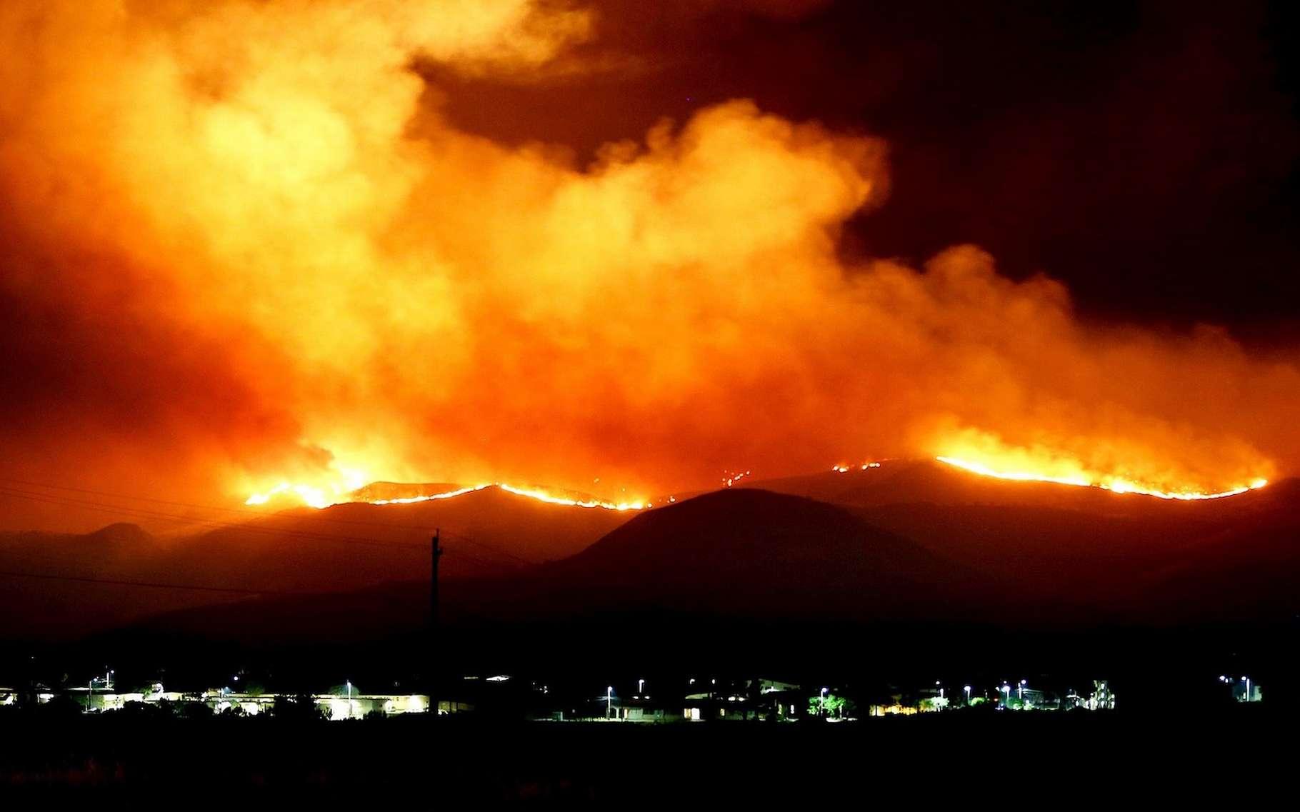 L'an dernier, la Floride a subi une grave sécheresse, des températures record, une centaine d'incendies et l'ouragan Michael. Les phénomènes climatiques extrêmes se multiplient et selon une étude, ils pourraient devenir simultanés et causer ainsi encore plus de dommages. © skeeze, Pixabay, CC0 Creative Commons