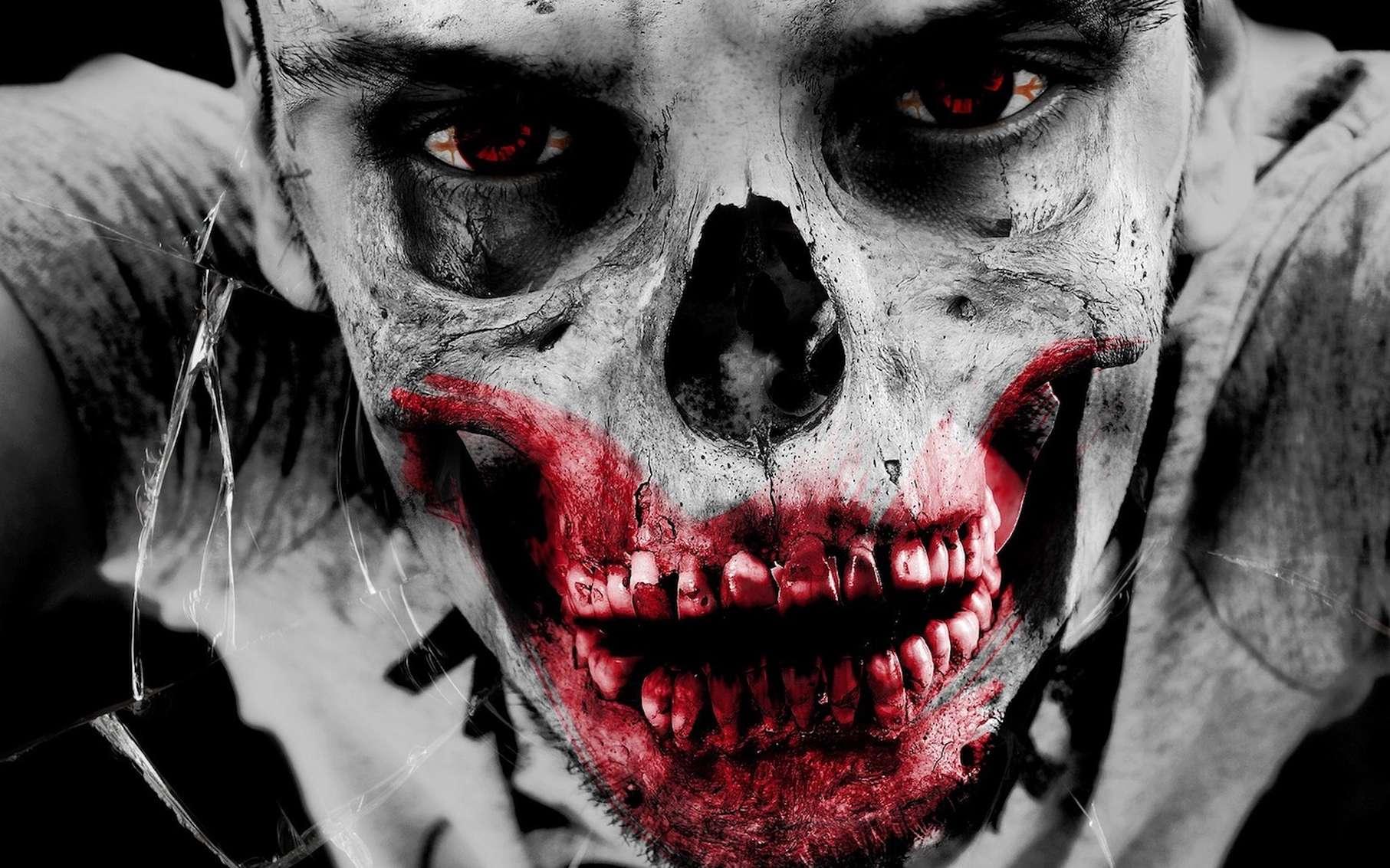 Selon des étudiants britanniques, une invasion de zombies pourrait anéantir l'humanité en une centaine de jours seulement. © Comfreak, Pixabay, CC0 Public Domain