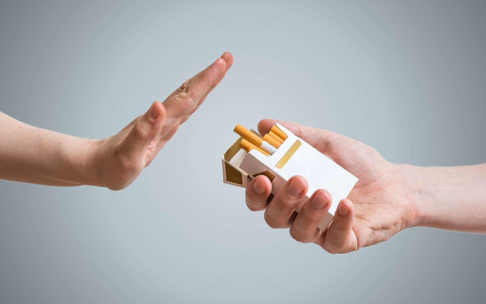 Le bupropion est un médicament prescrit pour le sevrage tabagique. © vchalup, Fotolia