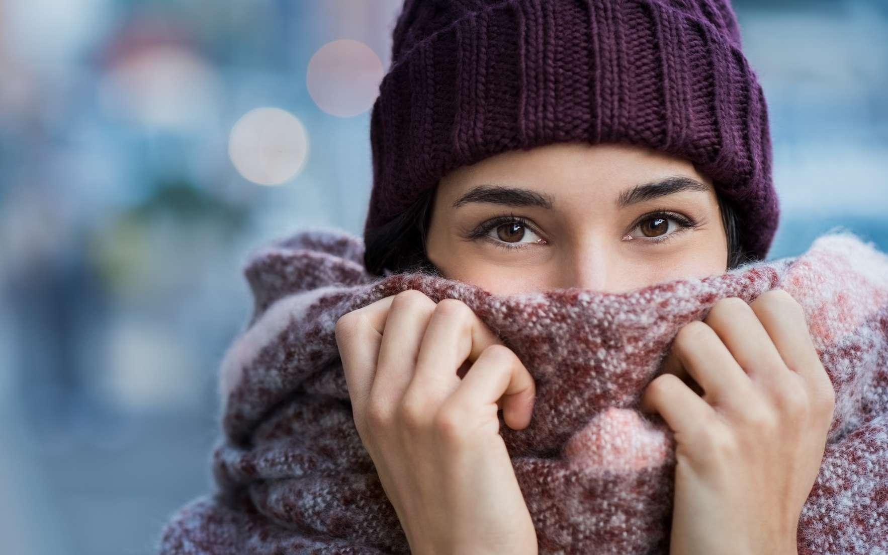 Conseils et astuces pour lutter contre le froid. © Rido, Fotolia