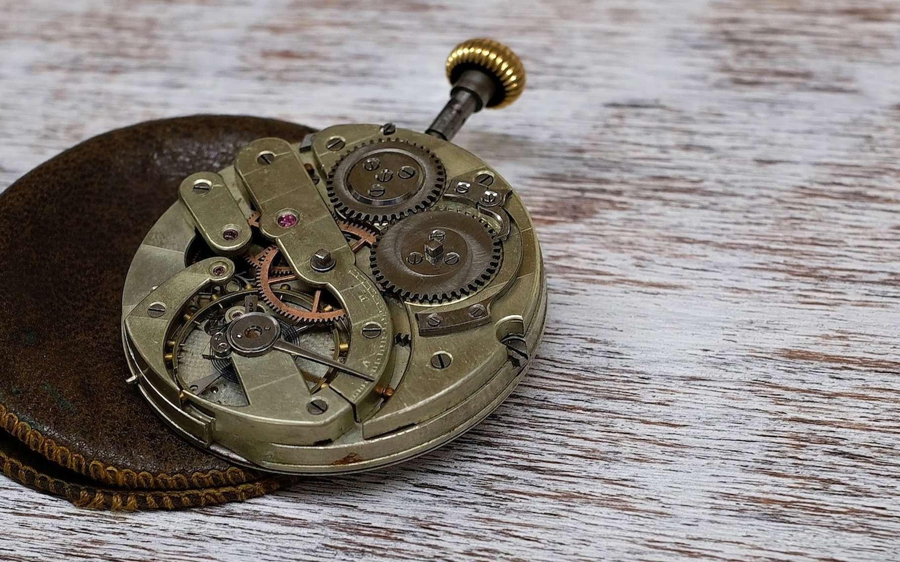 Depuis le milieu des années 1950, les horloges atomiques définissent le temps atomique international comme une référence mondiale. © Couleur, Pixabay, DP
