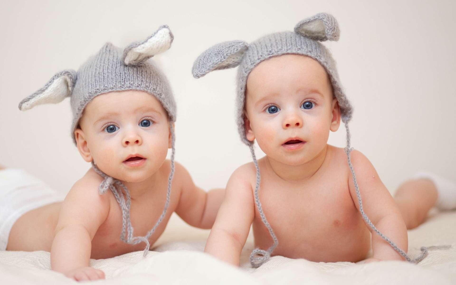 Il n'y a jamais eu autant de naissances de jumeaux dans le monde - Futura