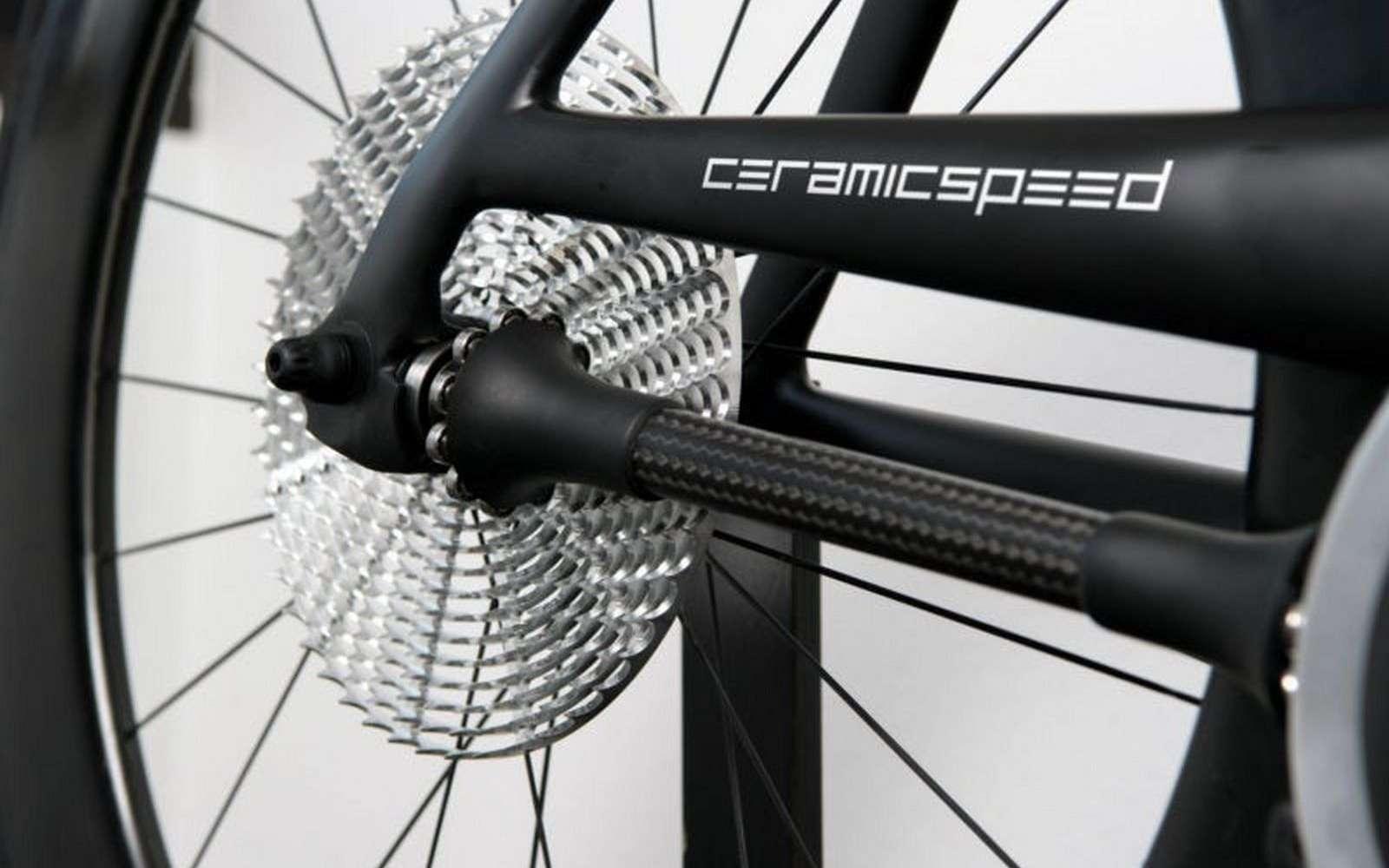 La transmission DrivEn de CeramicSpeed. © CeramicSpeed