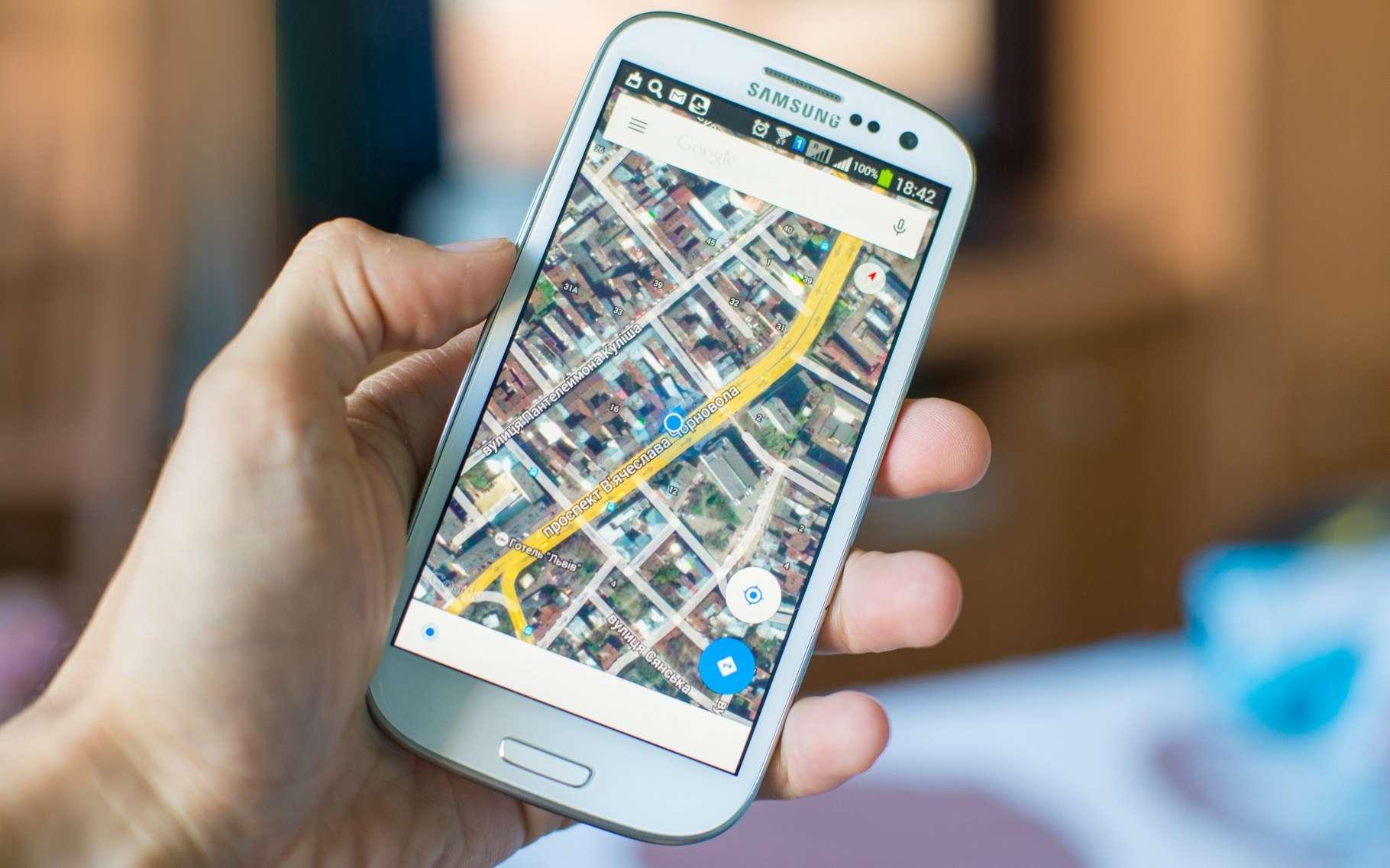 Avant de vous lancer dans le téléchargement de cartes Google Maps, assurez-vous de disposer de suffisamment d'espace car les fichiers sont volumineux. © Roman Pyshchyk, Shutterstock