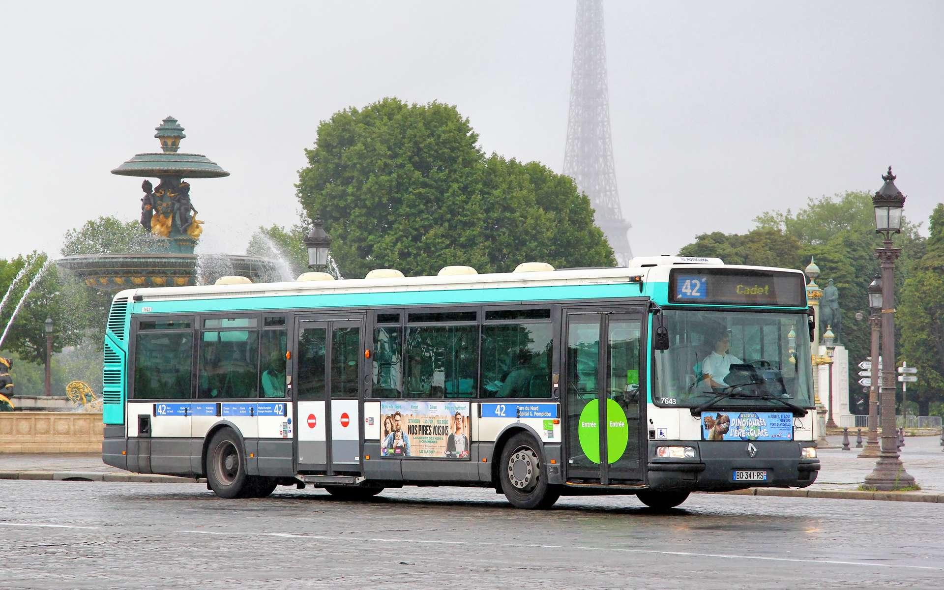La RATP veut lutter plus encore contre les particules fines avec le dispositif Green Friction. © art_zzz, Adobe Stock