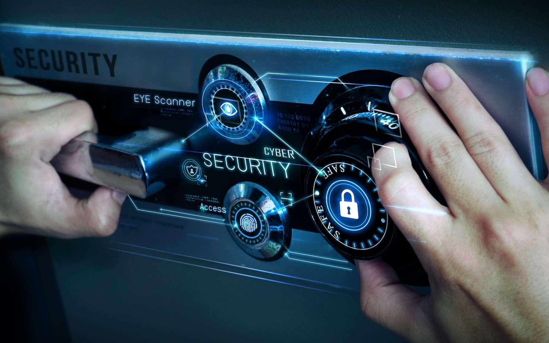 Les serrures intelligentes sont conçues pour limiter le risque d'intrusion, de panne ou de piratage. © Buffaloboy, Adobe Stock