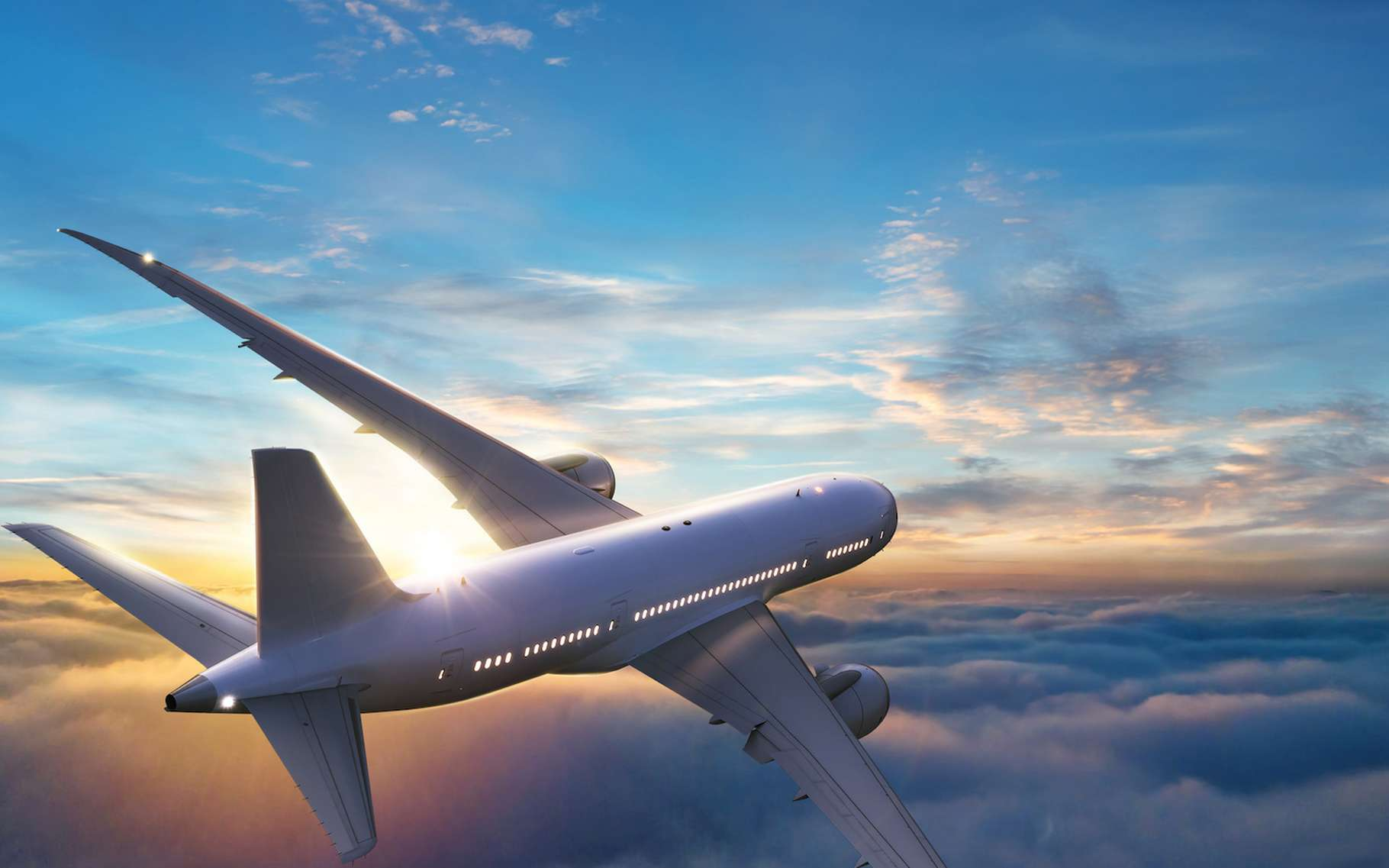 Les matériaux composites aéronautiques apportent aux avions une légèreté bienvenue dans le cadre des dernières réglementations environnementales qui encouragent les constructeurs à réduire leur empreinte carbone. © Jag_cz, Fotolia