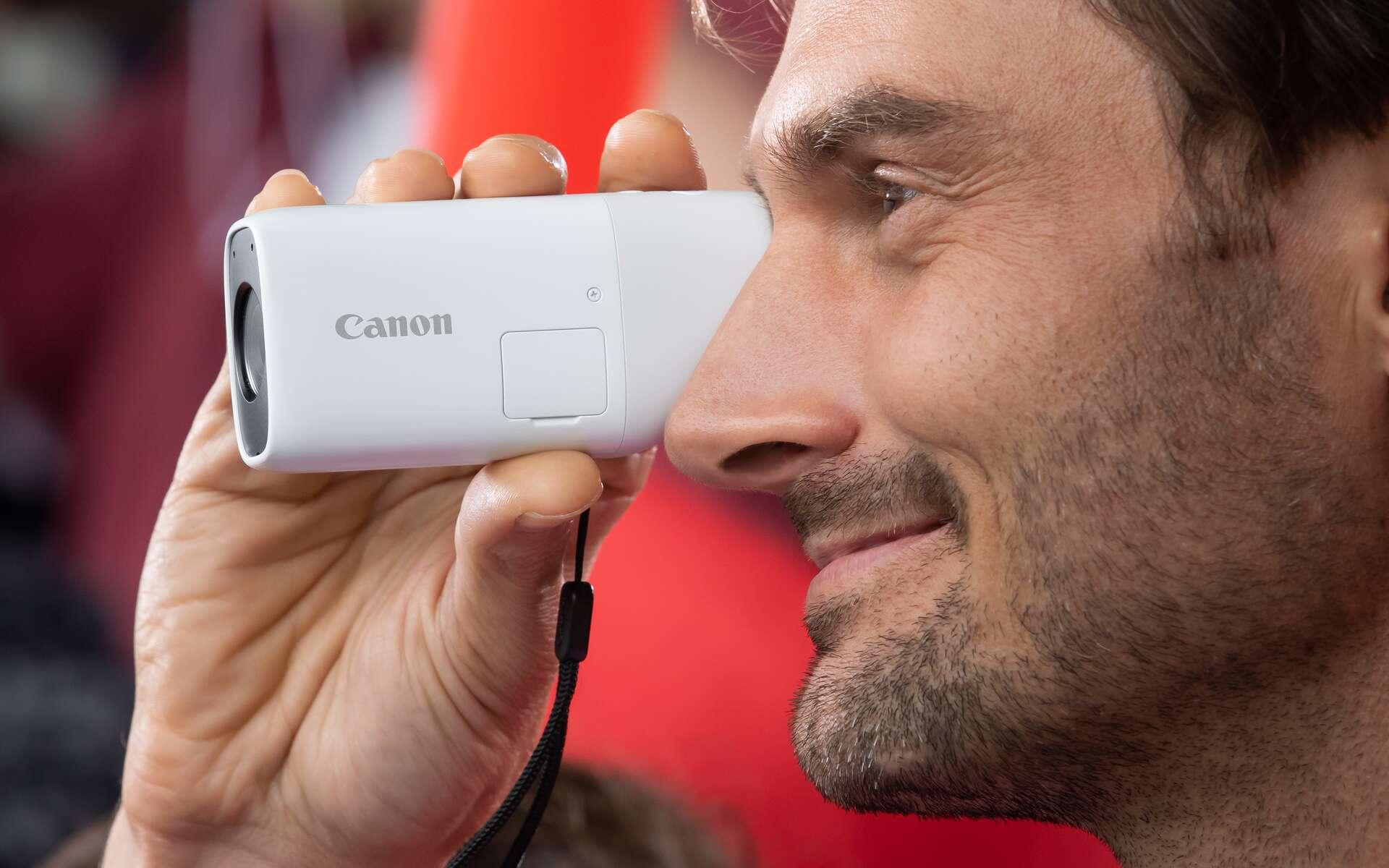 Test : faut-il craquer pour la longue-vue numérique PowerShot Zoom ? - Futura
