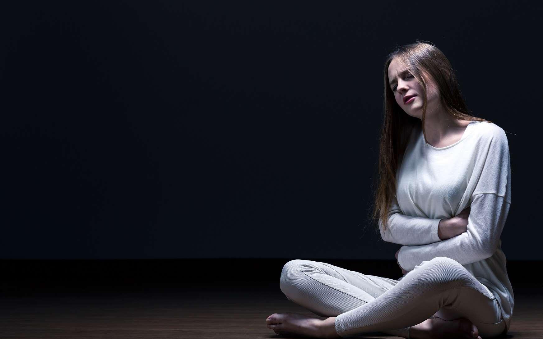 Anorexie et boulimie sont deux troubles du comportement alimentaire qui touchent plutôt des jeunes filles. © Photographee.eu, Shutterstock