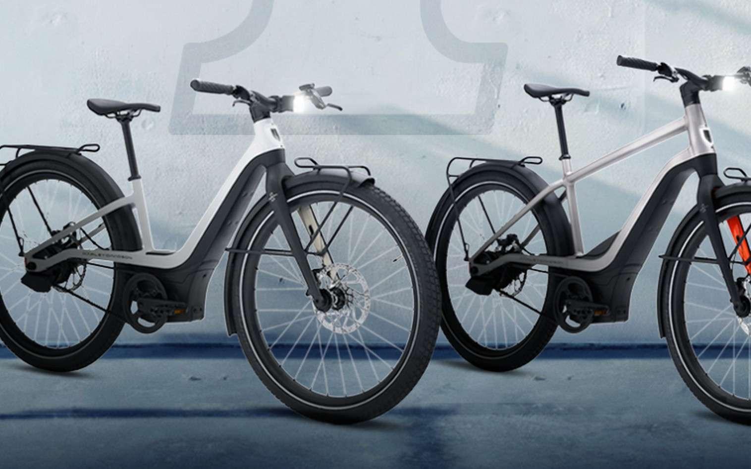 La gamme Serial 1 se compose de quatre modèles de VAE. © Serial 1 Cycle