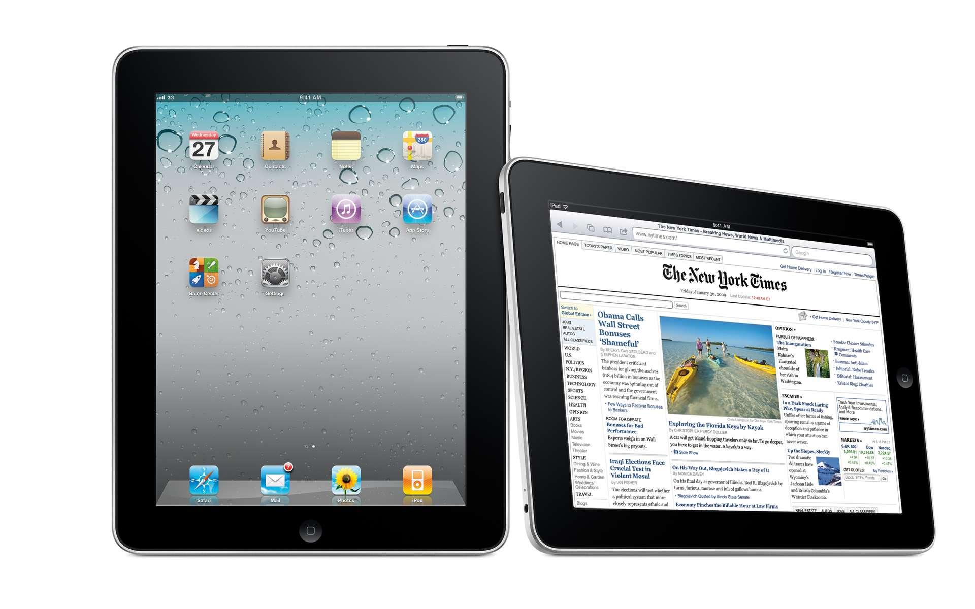 L'iPad démodé en mars prochain ? © Apple