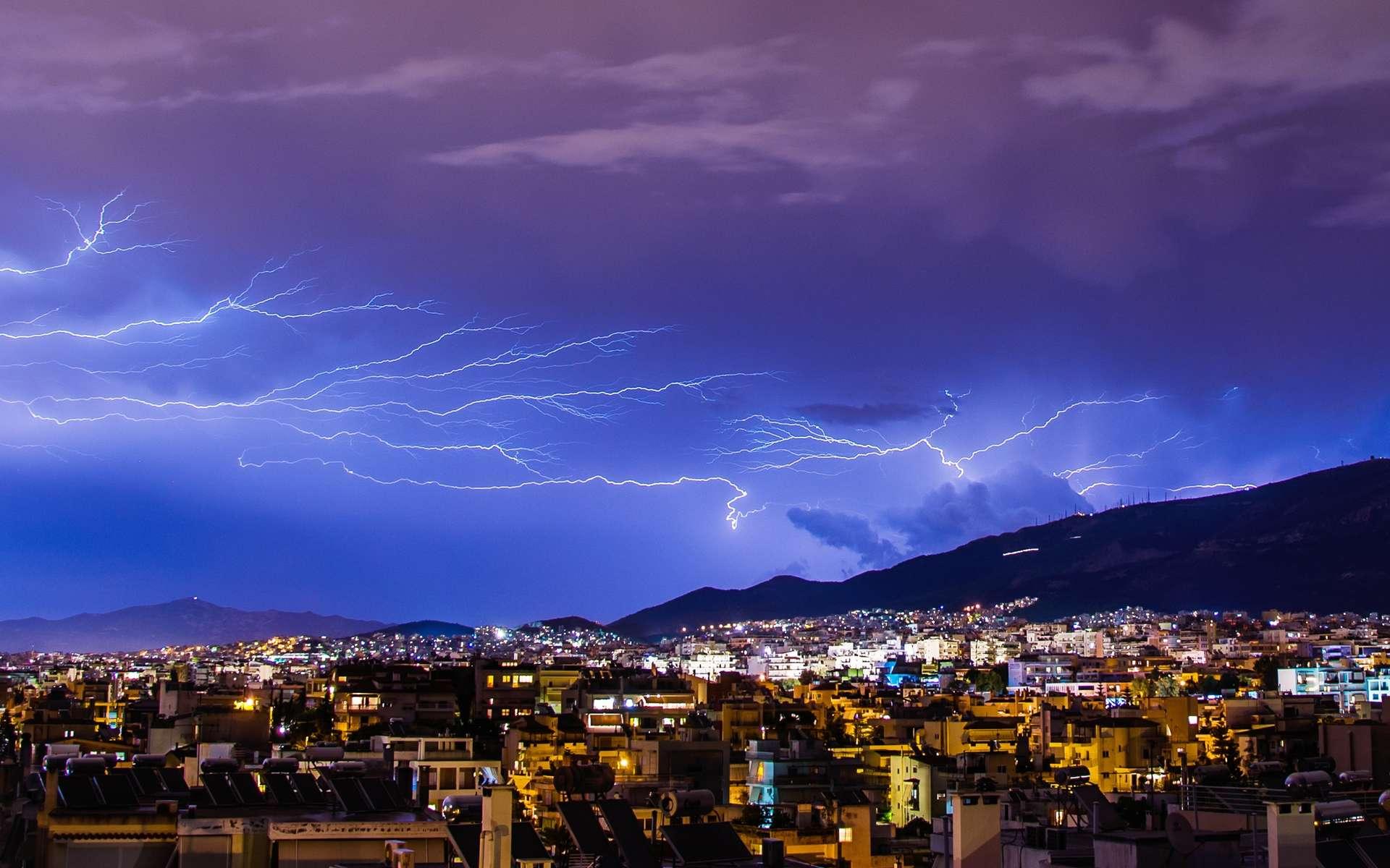 Futura vous présente les meilleures applications météo sur smartphone. © pxhere