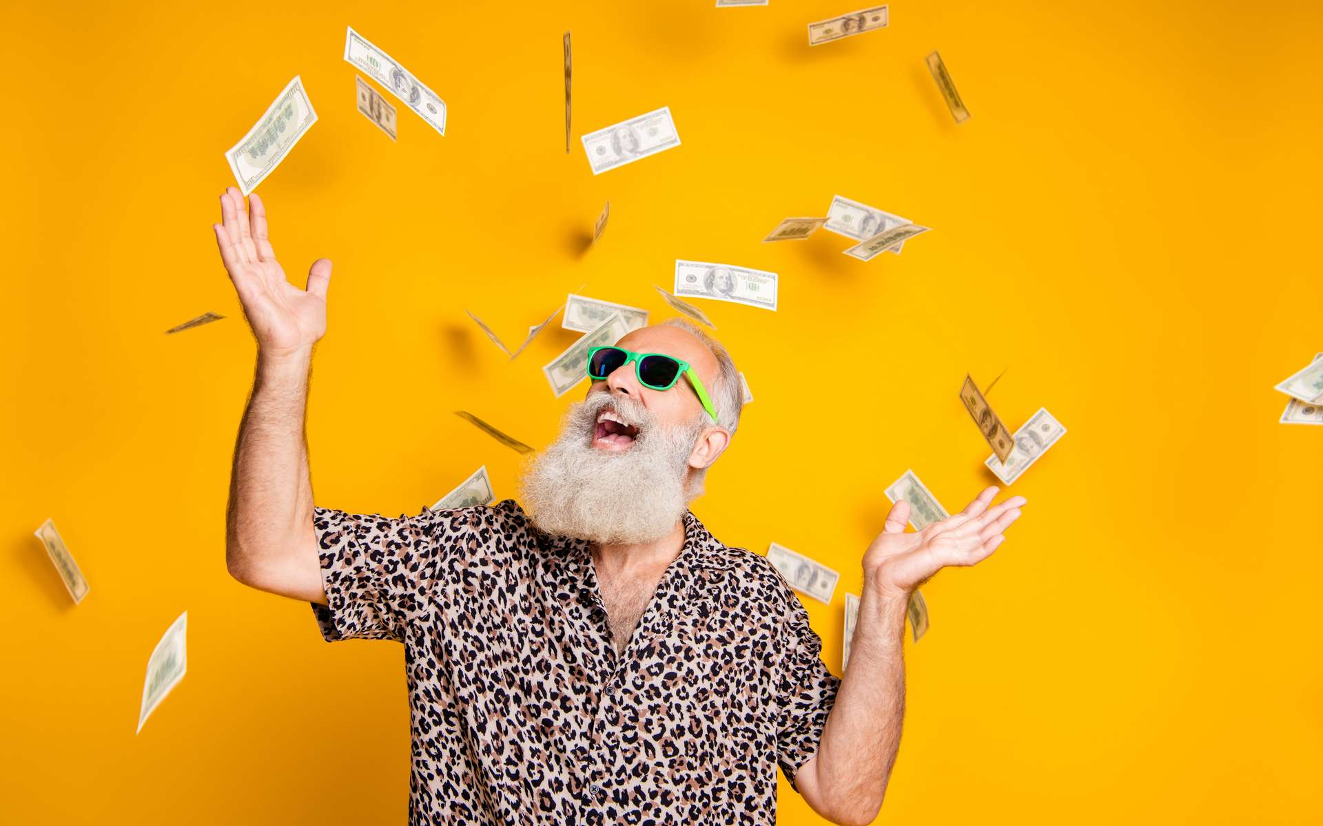 L'argent est bel et bien un facteur de bonheur. © deagreez, Adobe Stock