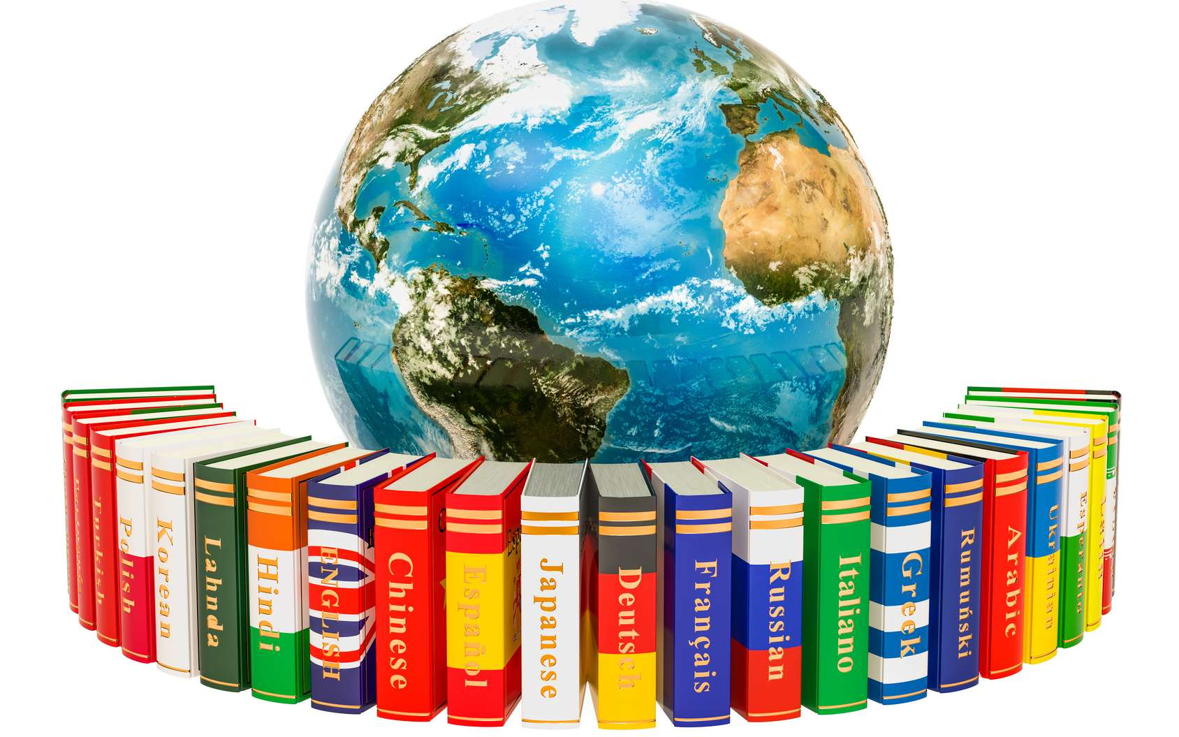 Les linguistes estiment qu'il existe environ 7.000 langues parlées aujourd'hui dans le monde. © alexlmx, Fotolia