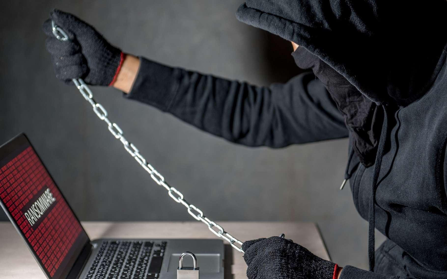 Le ransomware Petya, aussi appelé NotPetya, n'est peut-être pas ce qu'il semble être au premier abord. © Zephyr_p, Fotolia