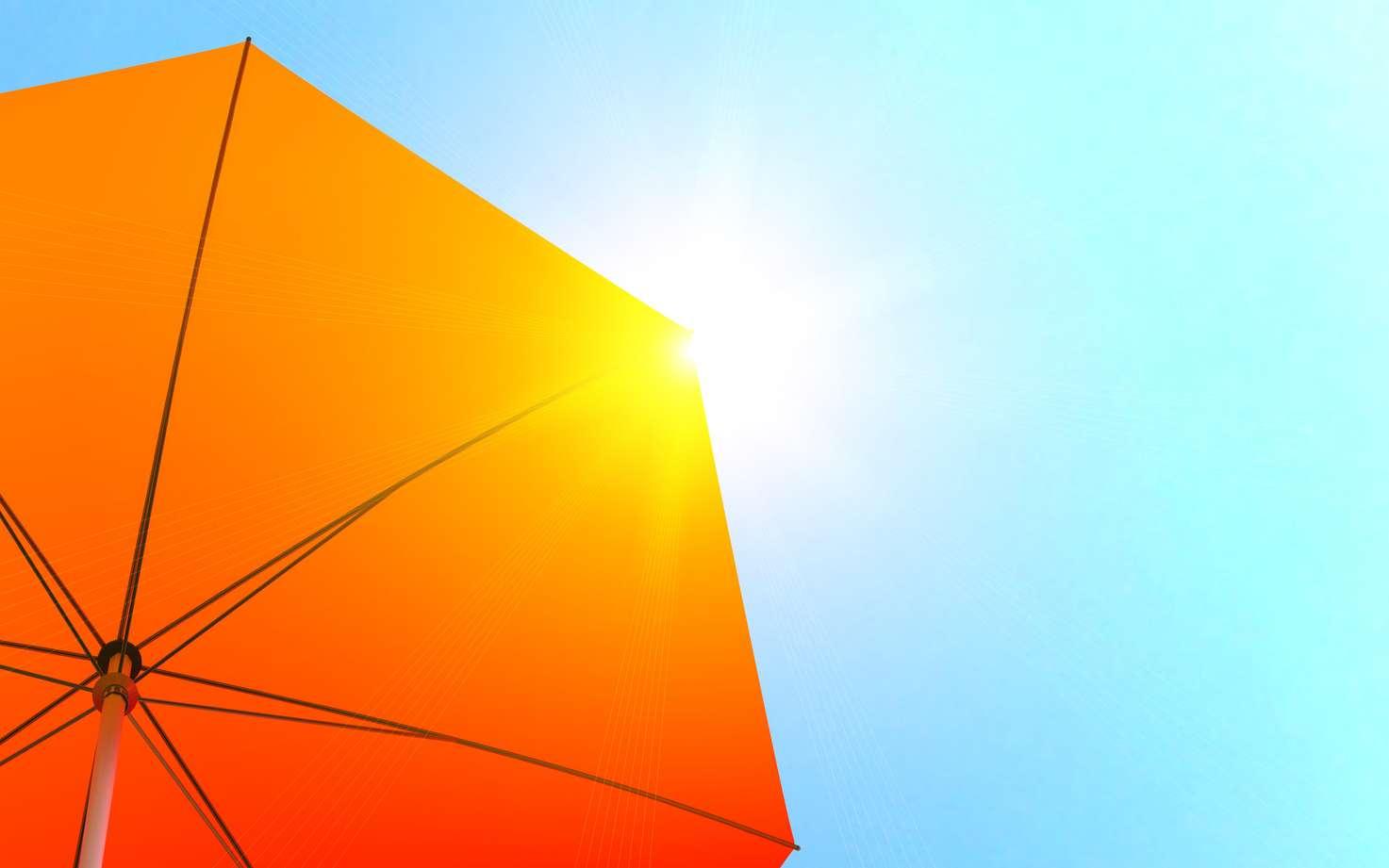 Les rayonnements infrarouges touchent notre peau, mettent en mouvement les atomes et molécules, libérant ainsi de l'énergie que nous ressentons sous forme de chaleur. © Giovanni Cancemi, Fotolia
