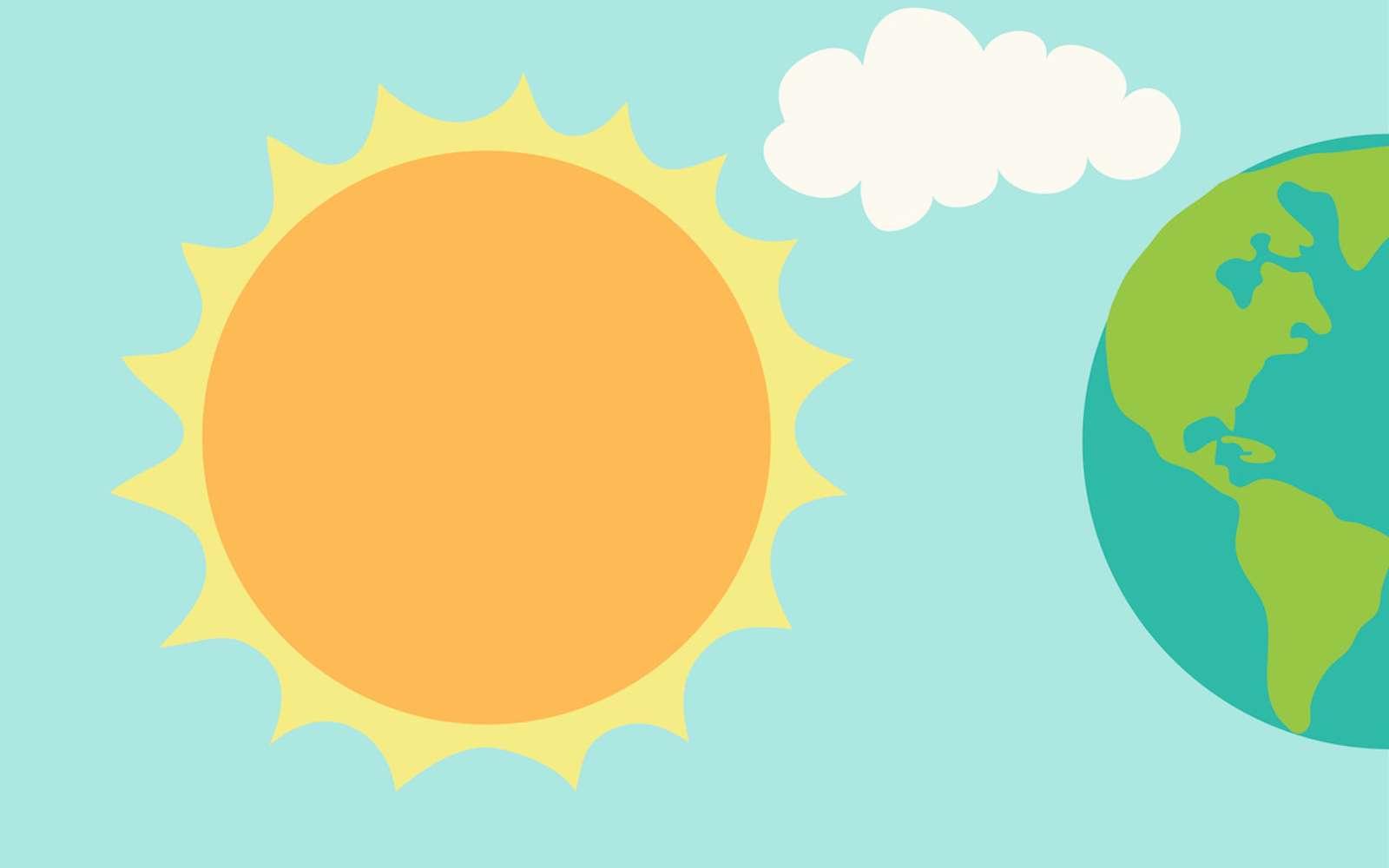 Le retard saisonnier est dû à l'inertie thermique de la Terre. © Cute Designs, Fotolia