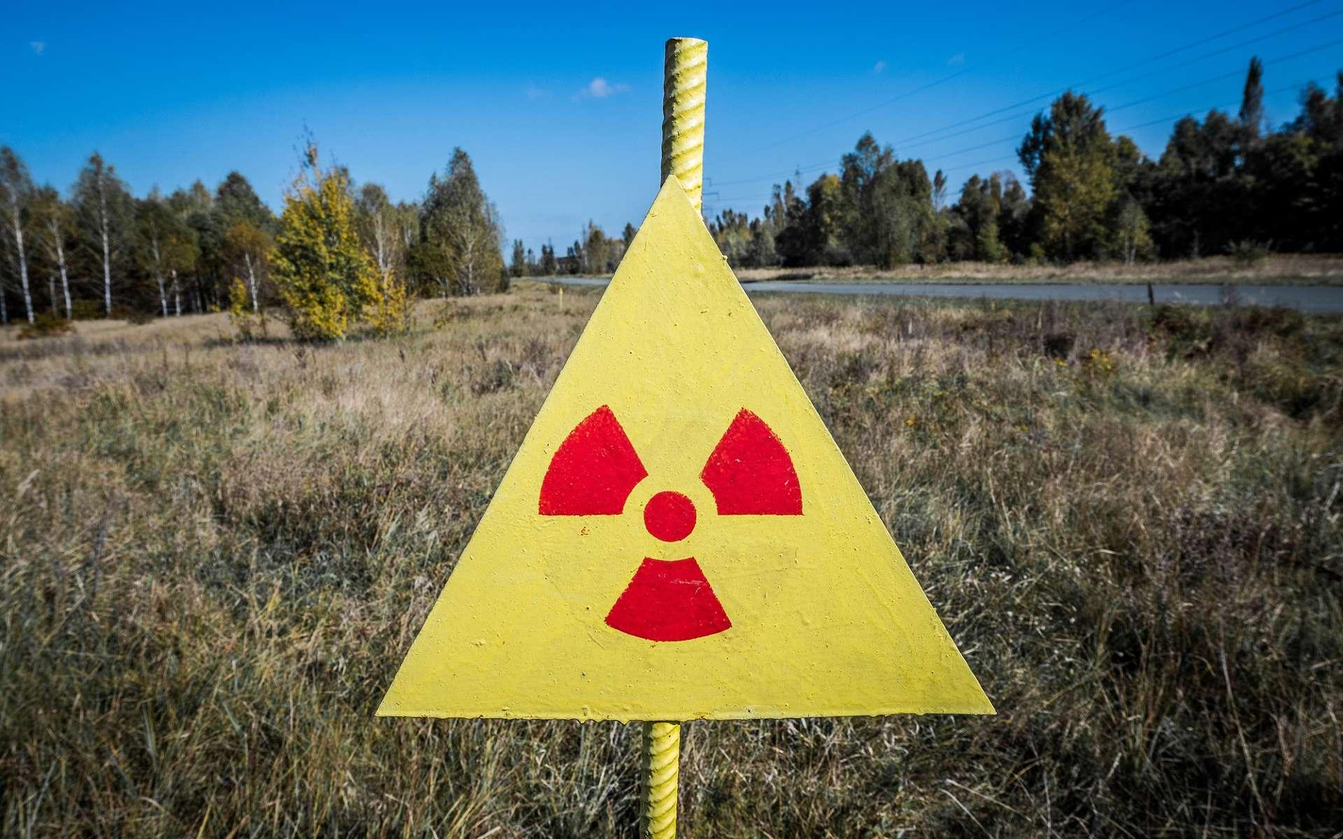 Le lait analysé provenait de Biélorussie, à proximité de la zone d'exclusion de Tchernobyl. © Fotokon, Shutterstock