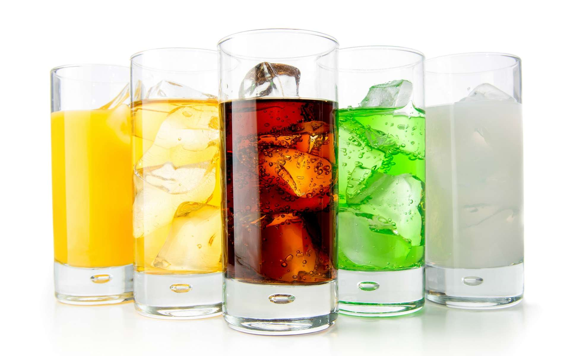 La consommation de boissons sucrées reste élevée dans les pays développés et augmente dans certains pays en développement. © kps123, Shutterstock
