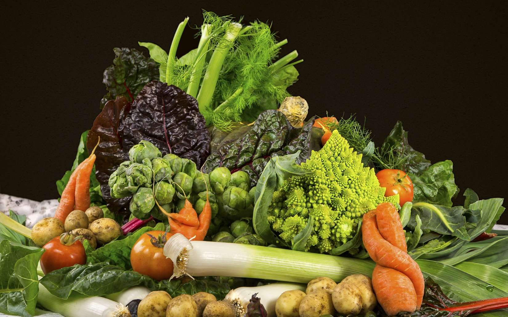 Légumes d'hiver. © Pxhere.com