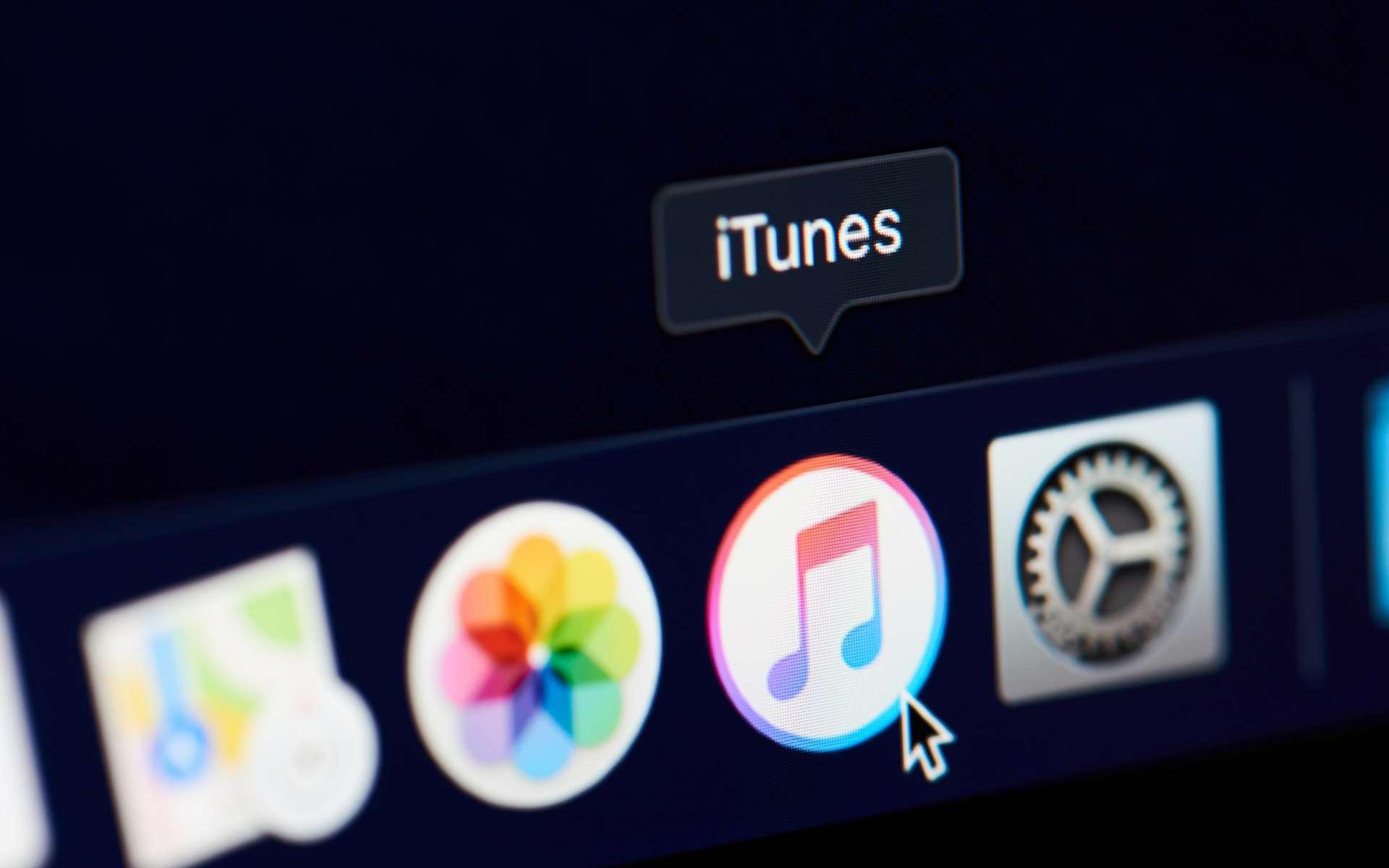 iTunes © PixieMe, Adobe Stock