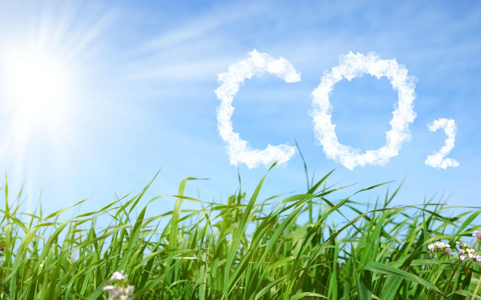 Capter le CO2 et le stocker dans les sous-sols est l'une des solutions étudiées pour nous aider à lutter contre le réchauffement climatique anthropique en cours. © oraziopuccio, Adobe Stock