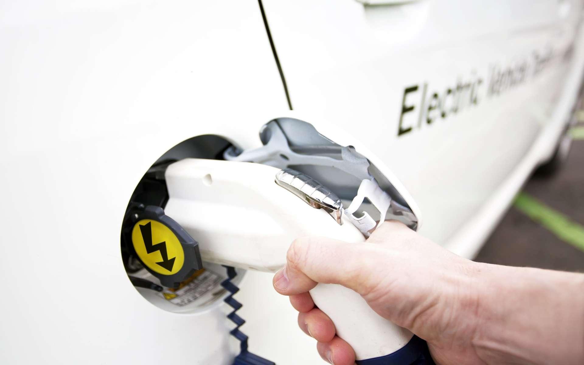 En 2014, la Norvège est devenue le premier marché pour les voitures électriques, avec 18.649 immatriculations, soit le double des ventes enregistrées en 2013. © Markus, Shutterstock.com