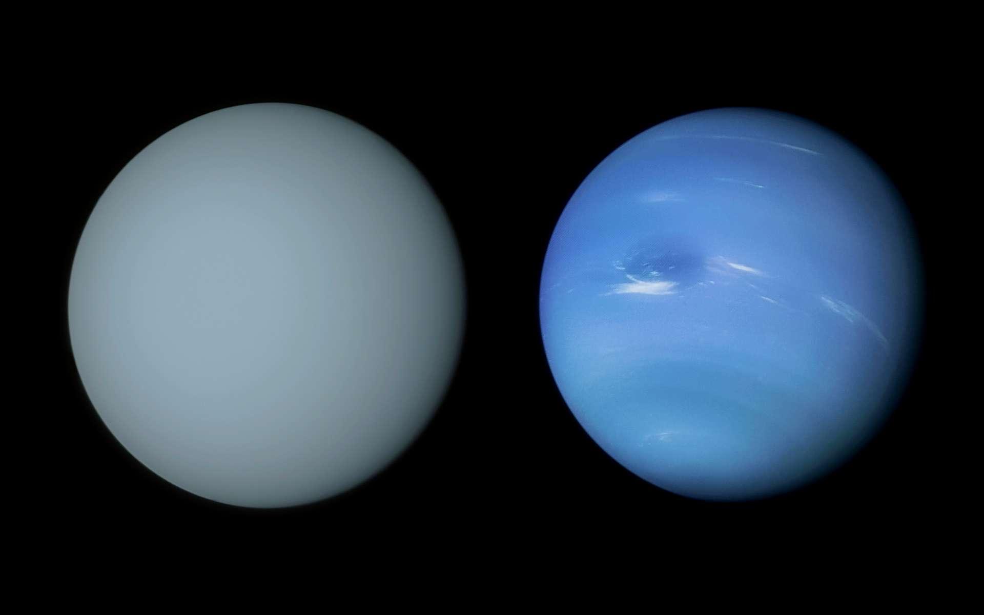 Des ondes gravitationnelles seraient détectables avec des missions à destination de Neptune - Futura