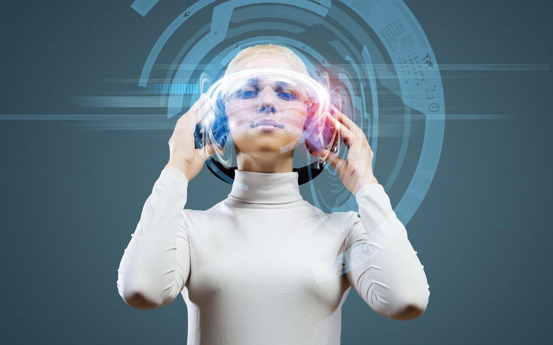 Les progrès de l'intelligence artificielle et des méthodes d'apprentissage automatique ont permis l'essor de chatbots de plus en plus performants. © Sergey Nivens, Shutterstock