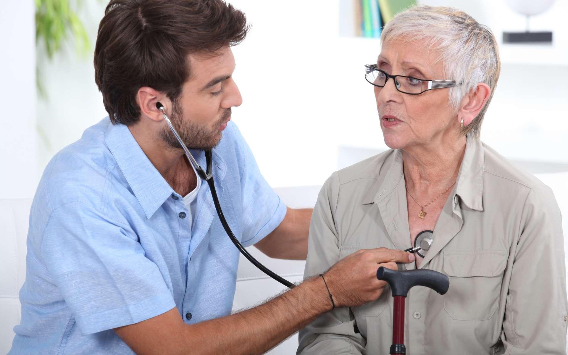 Les anticholinergiques sont de moins en moins utilisés contre la maladie de Parkinson. © Phovoir
