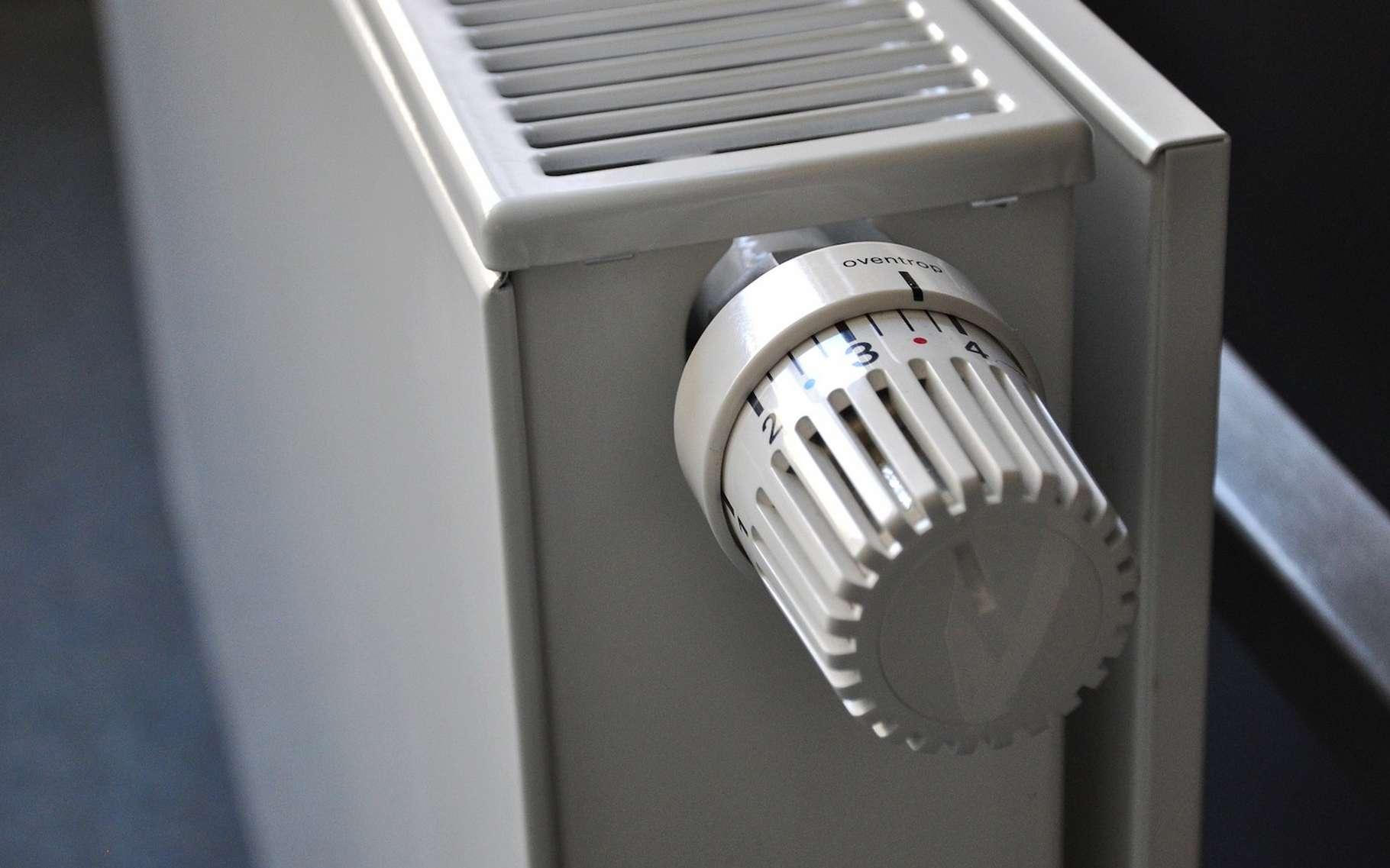 Opter pour un chauffage individuel permet de maîtriser sa consommation. © ri, Pixabay License