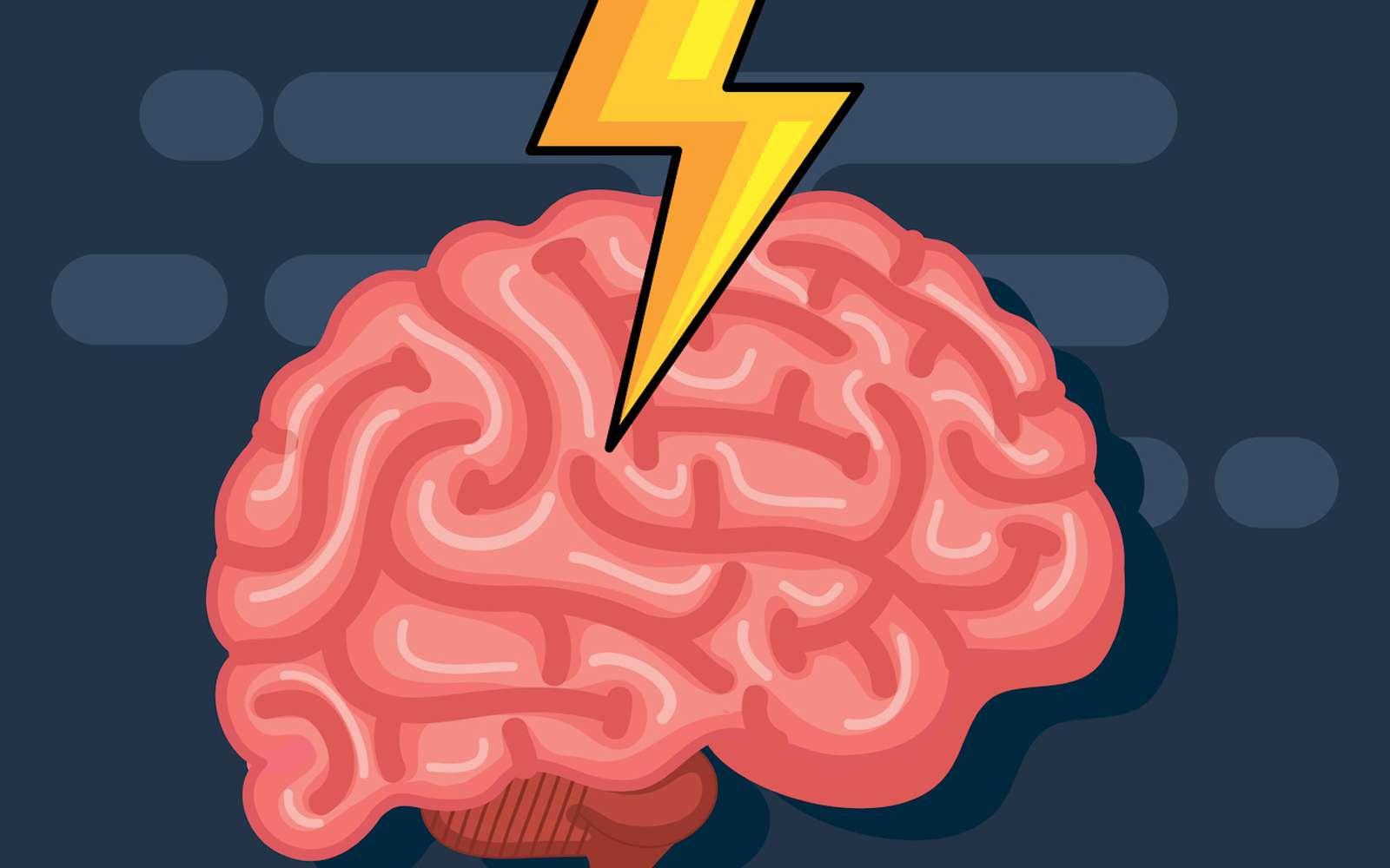 L'adrénaline est un neurotransmetteur sécrété dans les situations de stress. © Gstudio Group, Fotolia