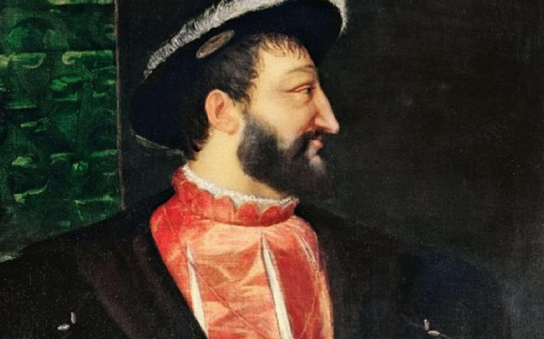 François Ier fait rédiger l'ordonnance de Villers-Cotterêts. Ici, portrait de François Ier par Le Titien, vers 1539. © Domaine public