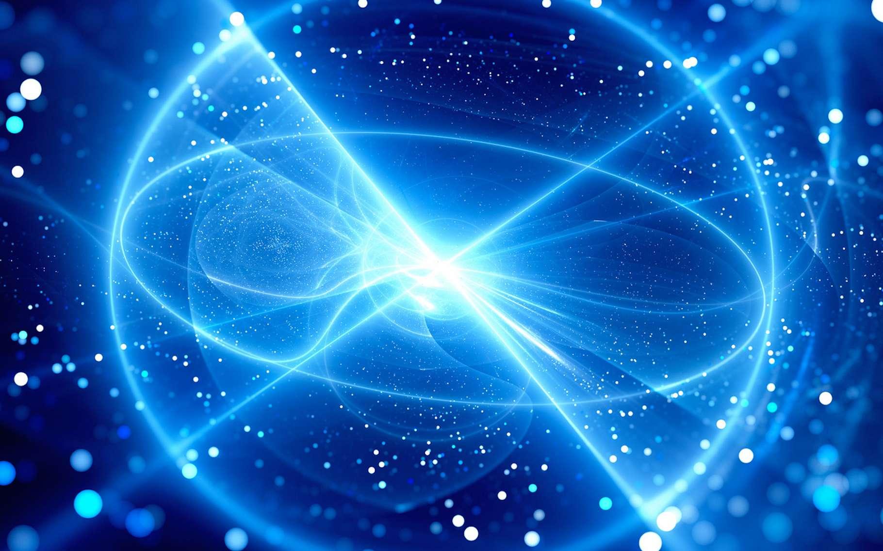 Maîtriser la fusion nucléaire fournirait à l'humanité une solution à tous ses problèmes d'énergie. Et si cette fusion pouvait se faire à froid, ce serait comme un rêve qui devient réalité. Des chercheurs étudient la question. © sakkmesterke, Fotolia