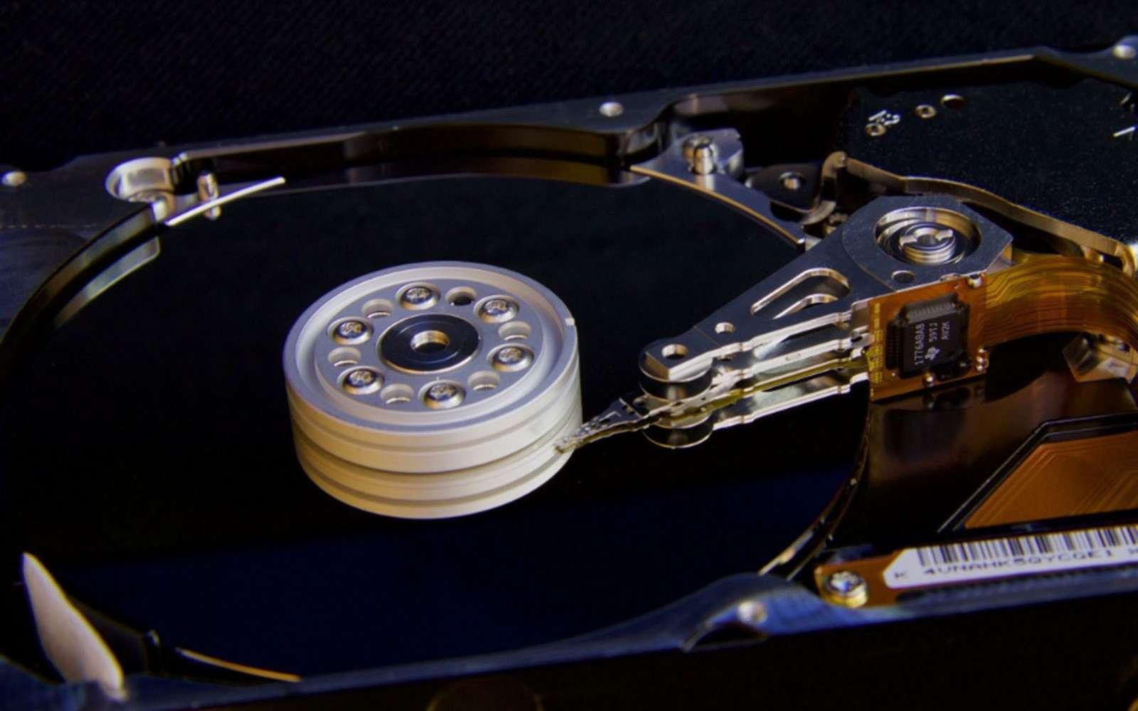 Futura vous détaille la marche à suivre pour repérer les fichiers volumineux sous Windows. © PXhere