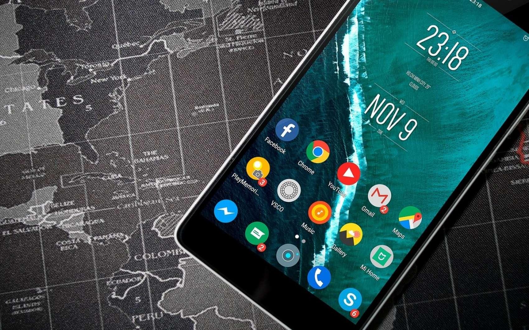Changer de launcher est un moyen rapide de modifier l'apparence de votre interface Android. © Pixabay.com