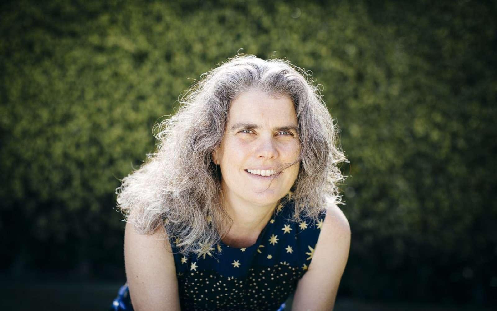 Andrea Ghez, une femme sur la piste des trous noirs depuis 20 ans. © Elena Zhukova, University of California