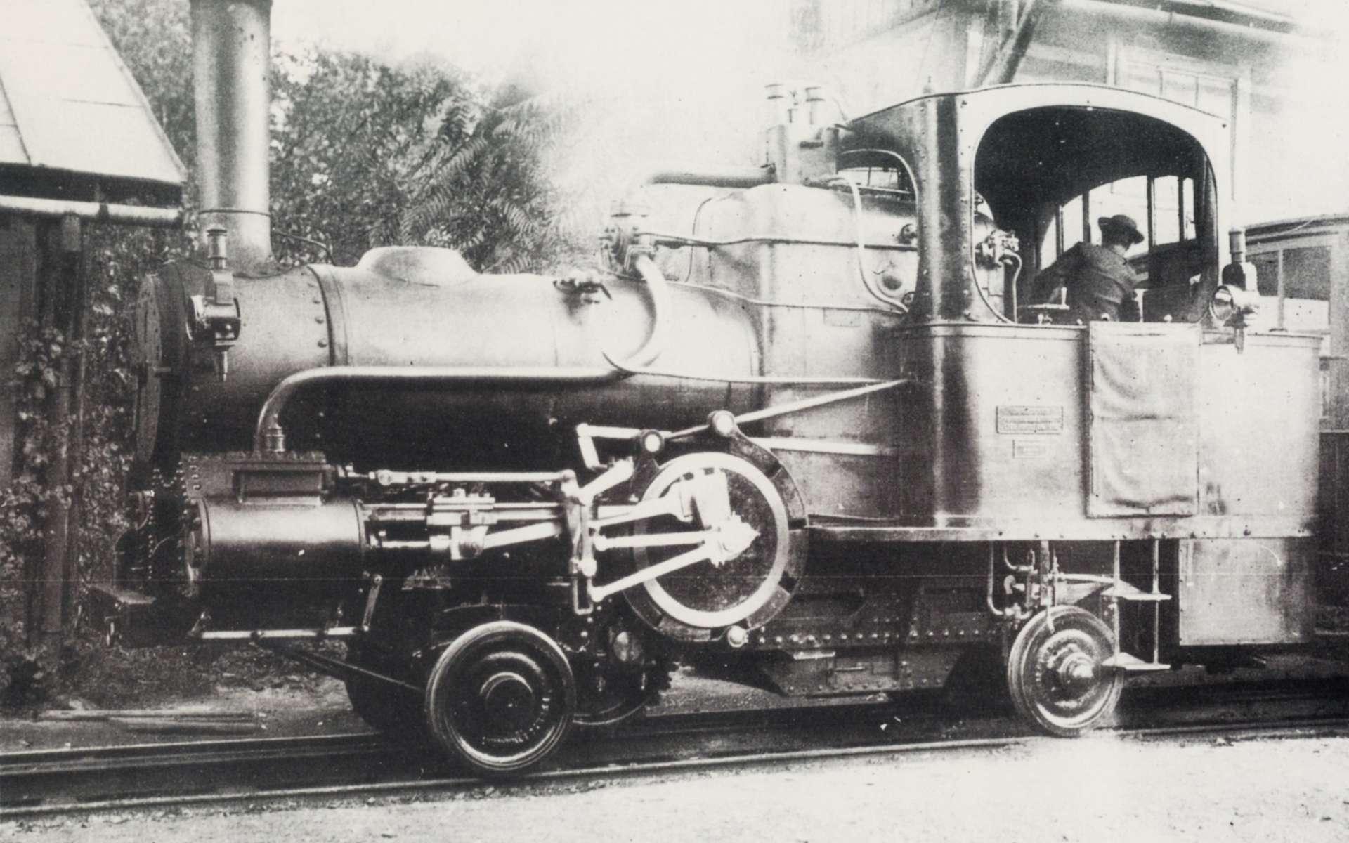 L'invention de la machine à vapeur est indissociable de la première des révolutions industrielles. © Wikimedia Commons, DP