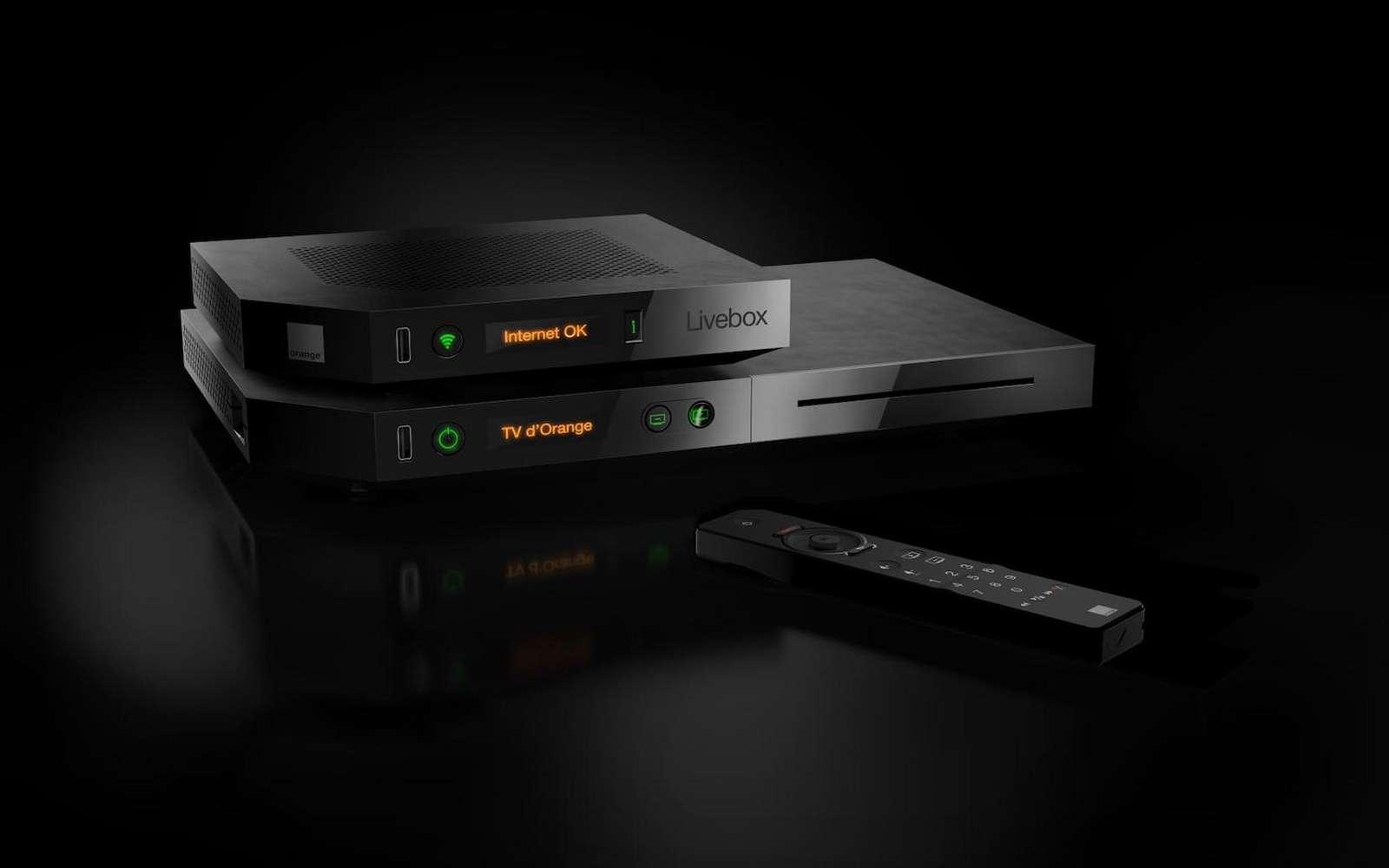 C'est en s'attaquant au port 8080 qui connecte le modem de la Livebox à Internet que des pirates ont pu récupérer des informations sensibles. © Orange