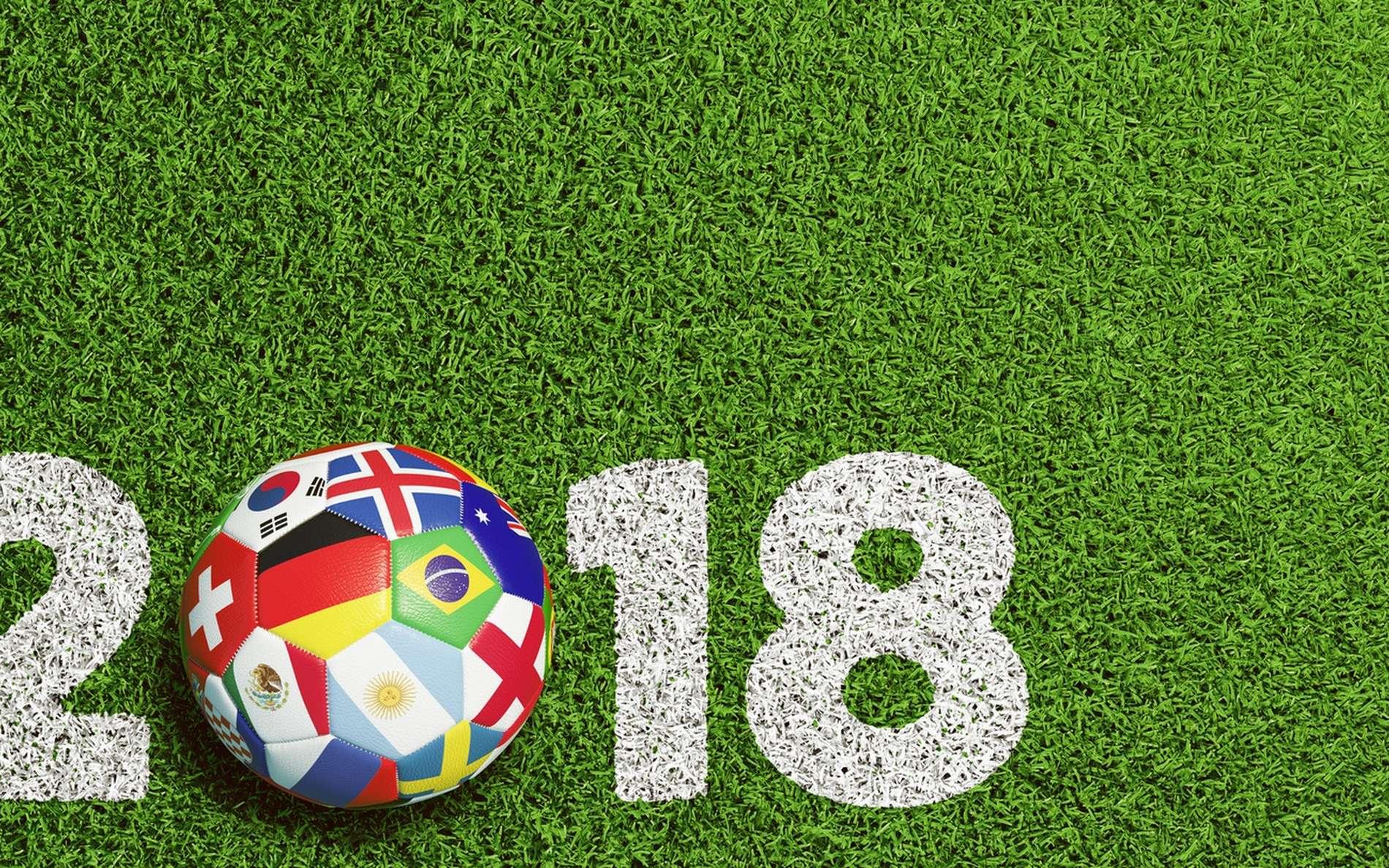 La Coupe du monde de football 2018 en Russie. © Robert Kneschke, Fotolia