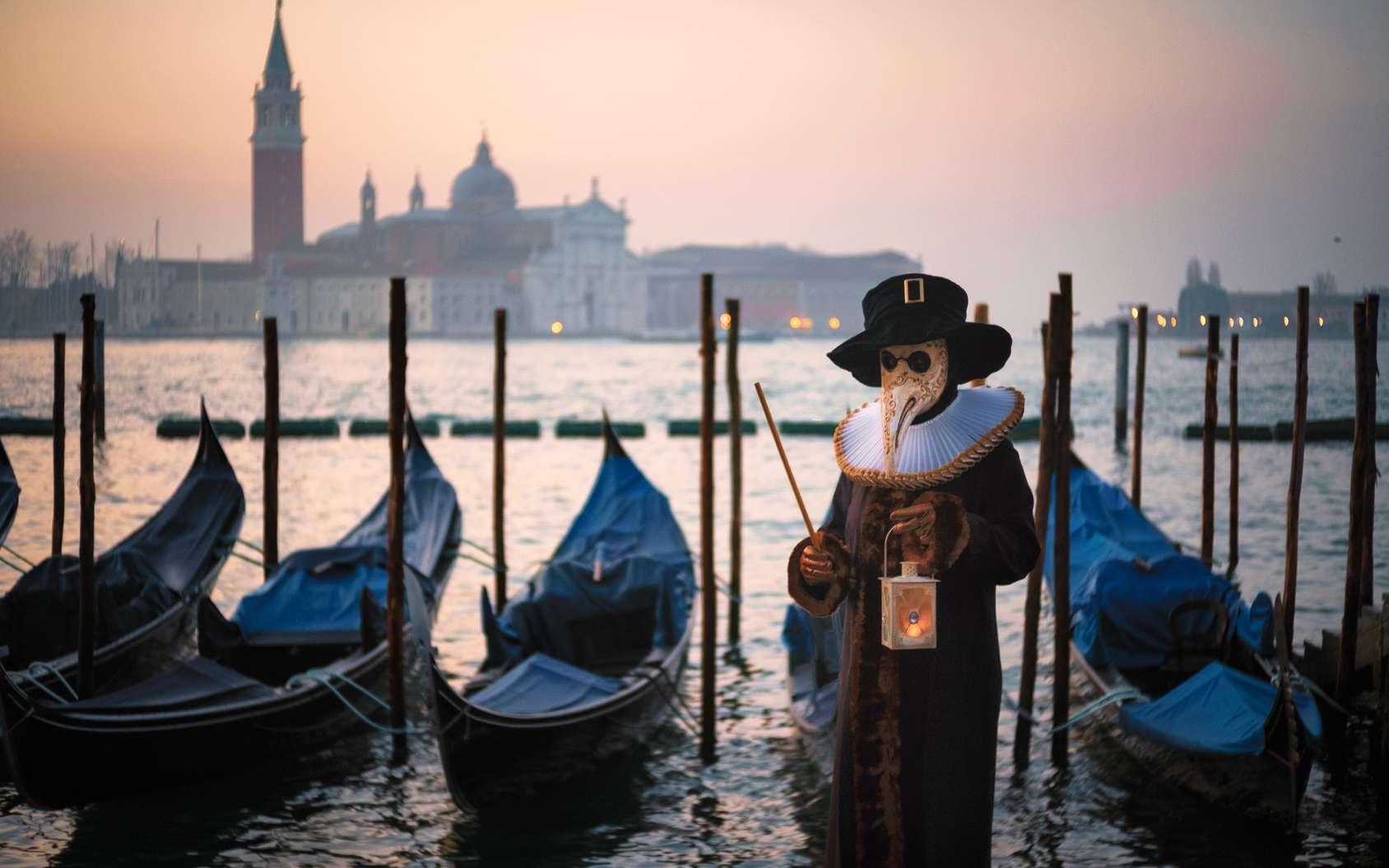 Le Carnaval de Venise commence 10 jours avant le mercredi des Cendres et continue jusque Mardi gras. © dejank1, Fotolia