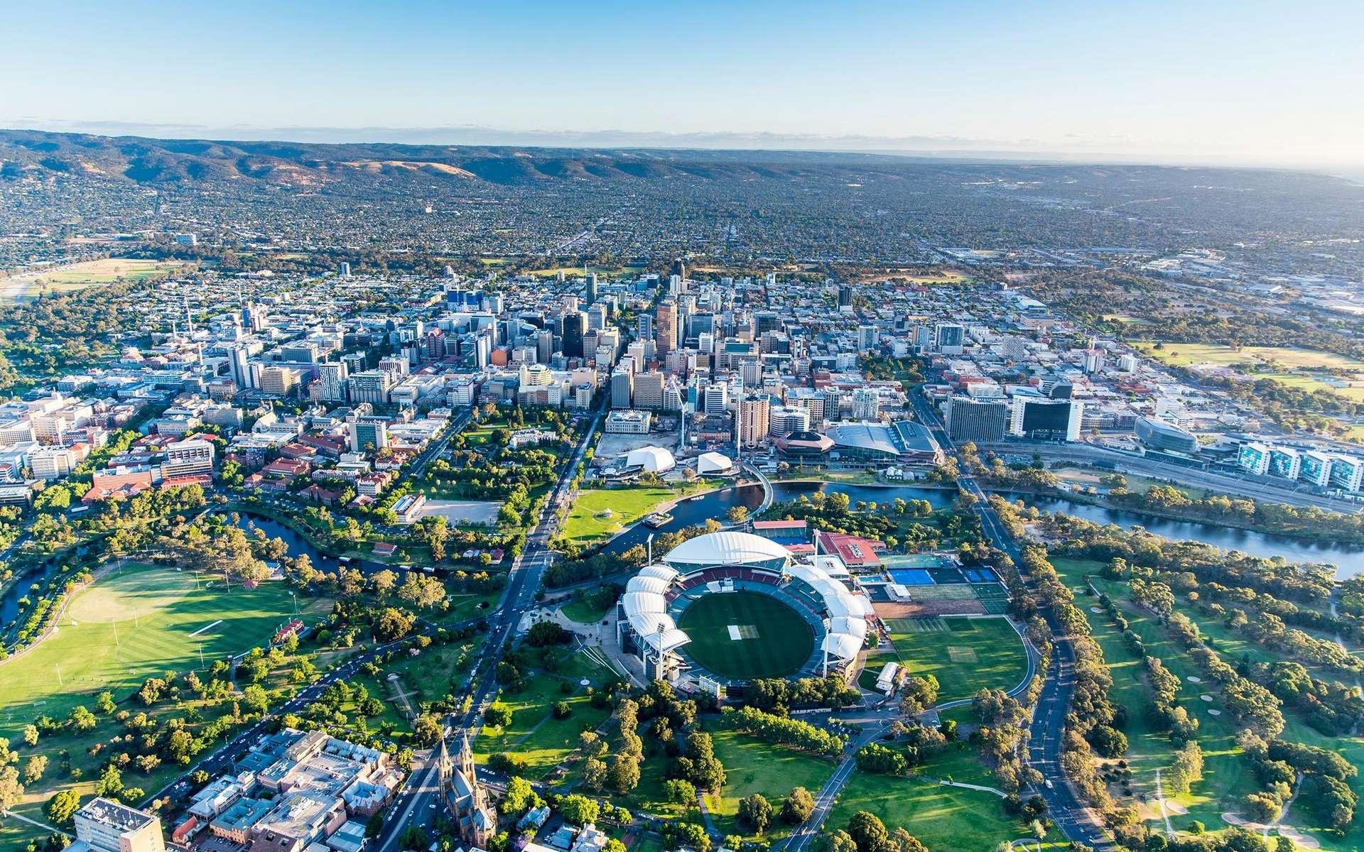 L'Australie-Méridionale compte plus d'un million d'habitants. © AirbornePhotography.com.au