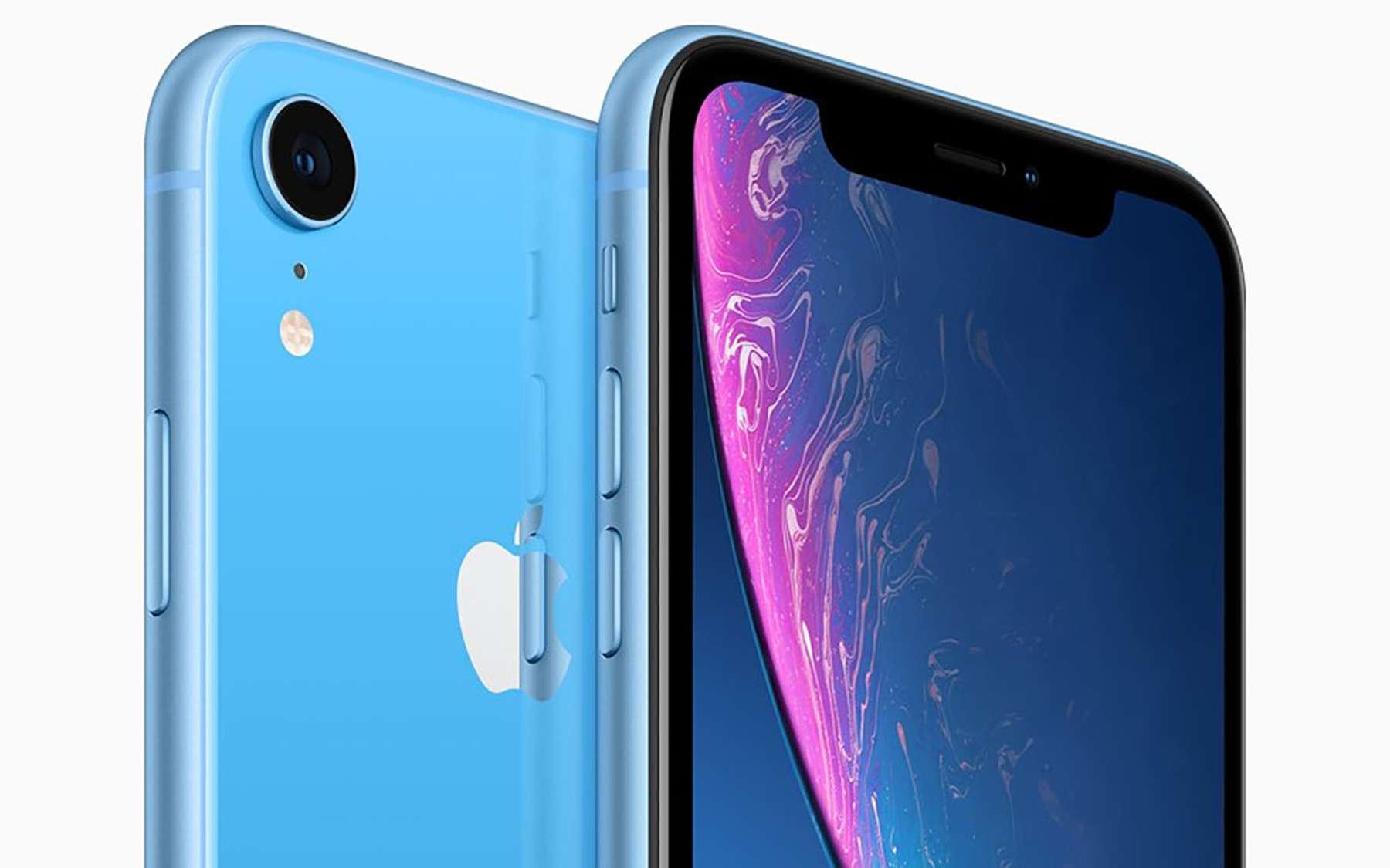 Trois nouveaux iPhone, dont à un prix presque modeste. © Apple