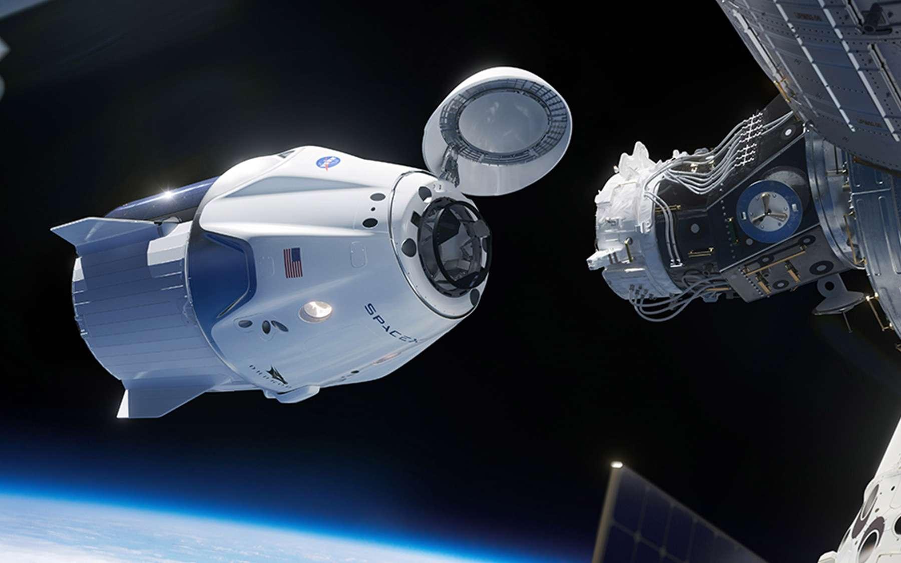 SpaceX : comment suivre en direct le vol habité historique de la Nasa ce soir