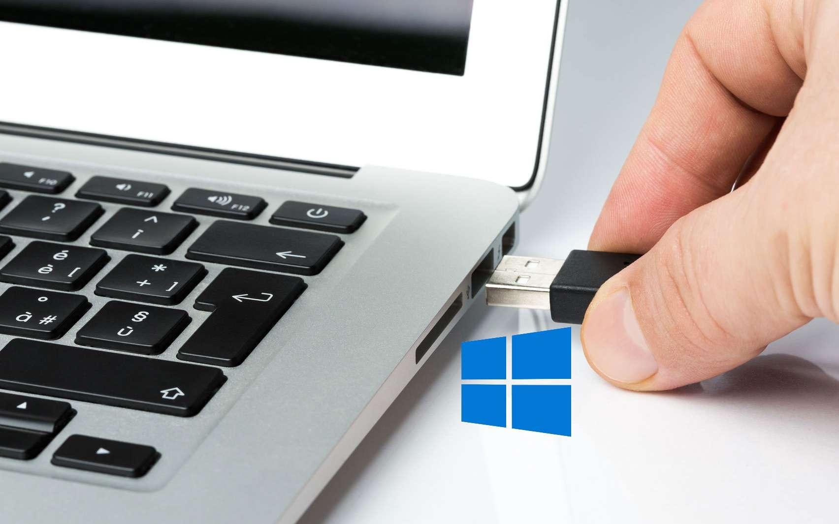 Futura vous explique comment créer une clé USB bootable en fonction de la version de Windows que vous utilisez. © Microsoft