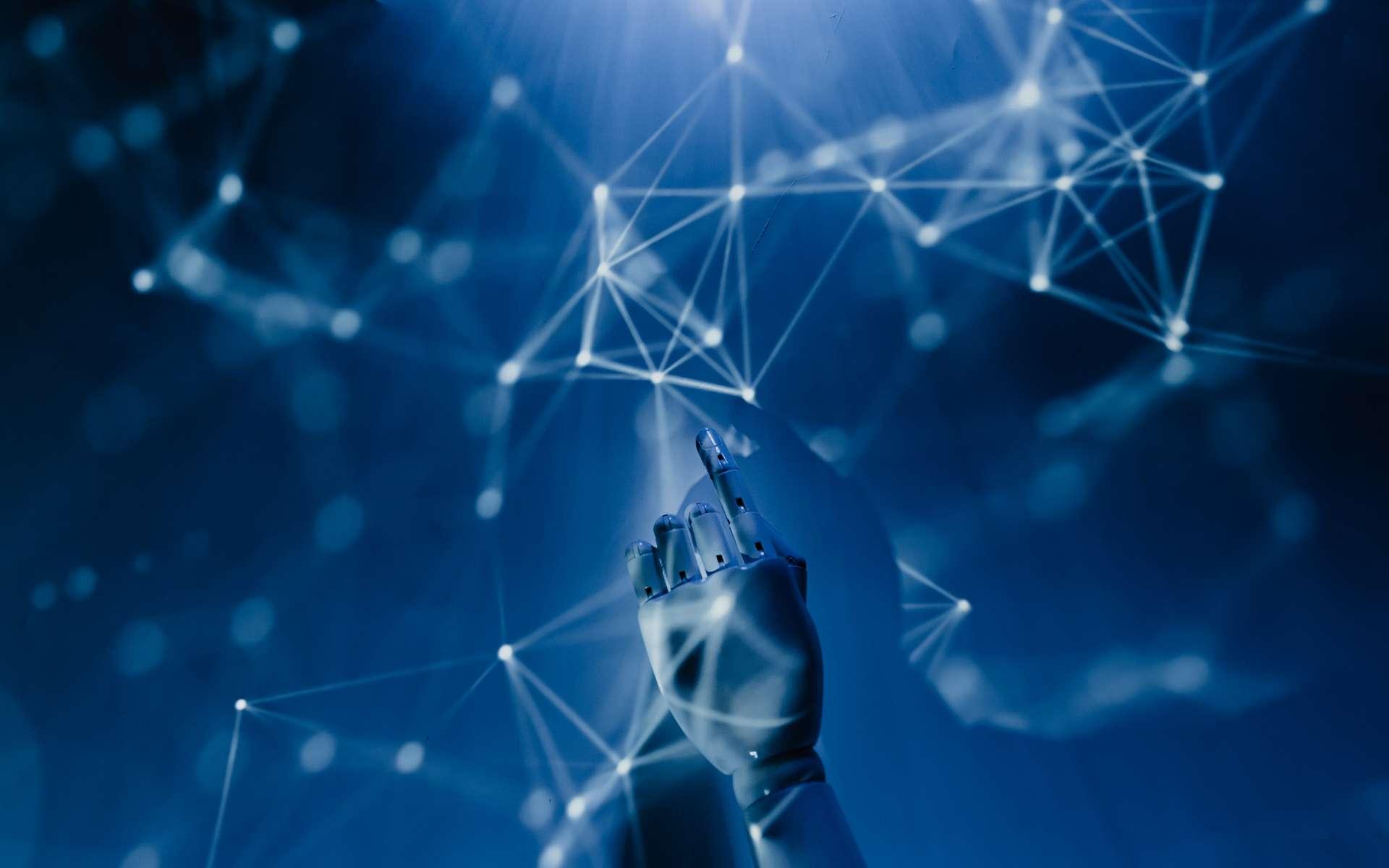 Une IA pour identifier des signaux faibles des prémices d'une menace à venir. © Tara Winstead, Pexels